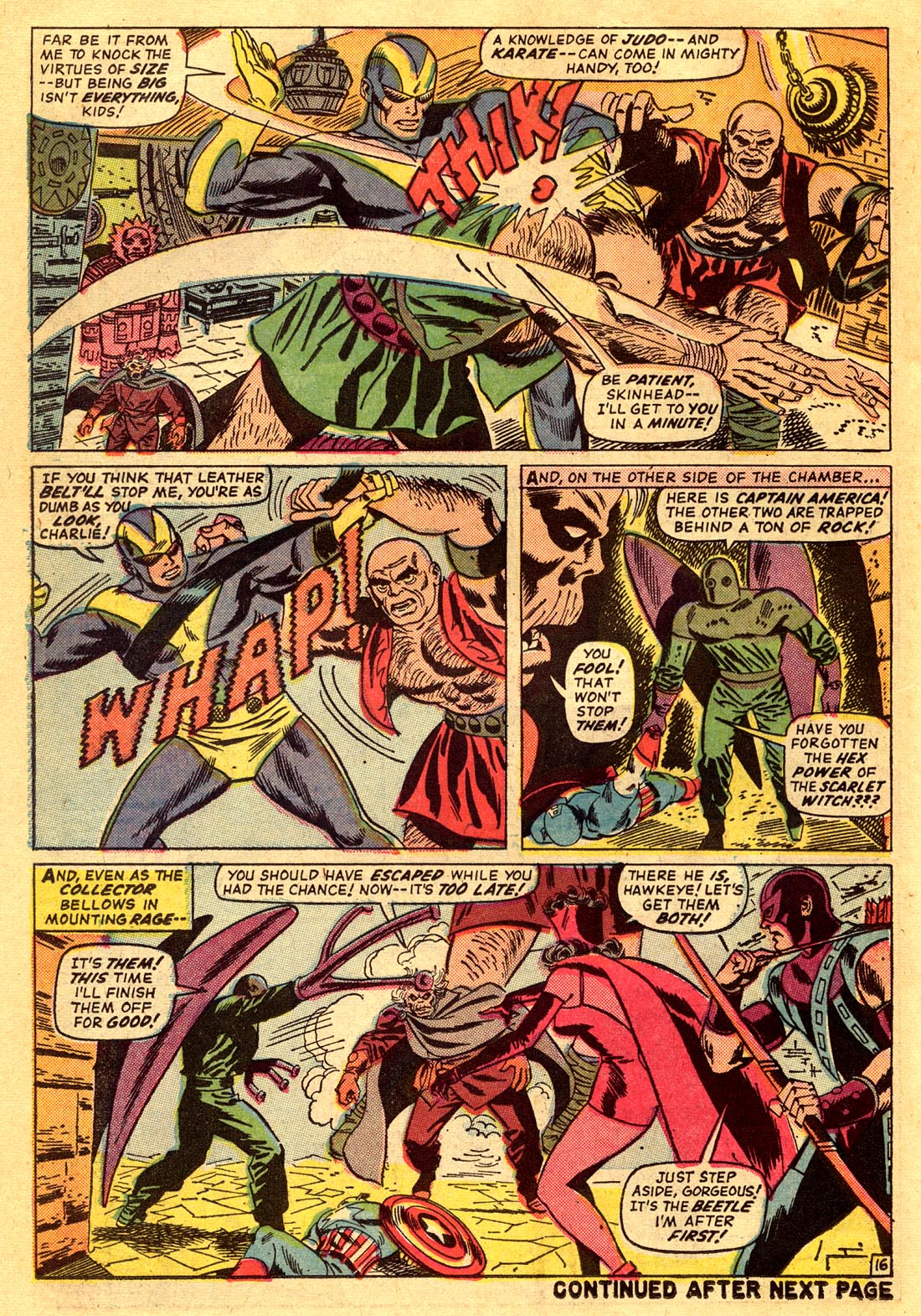 The Avengers (1963) 28 Page 21