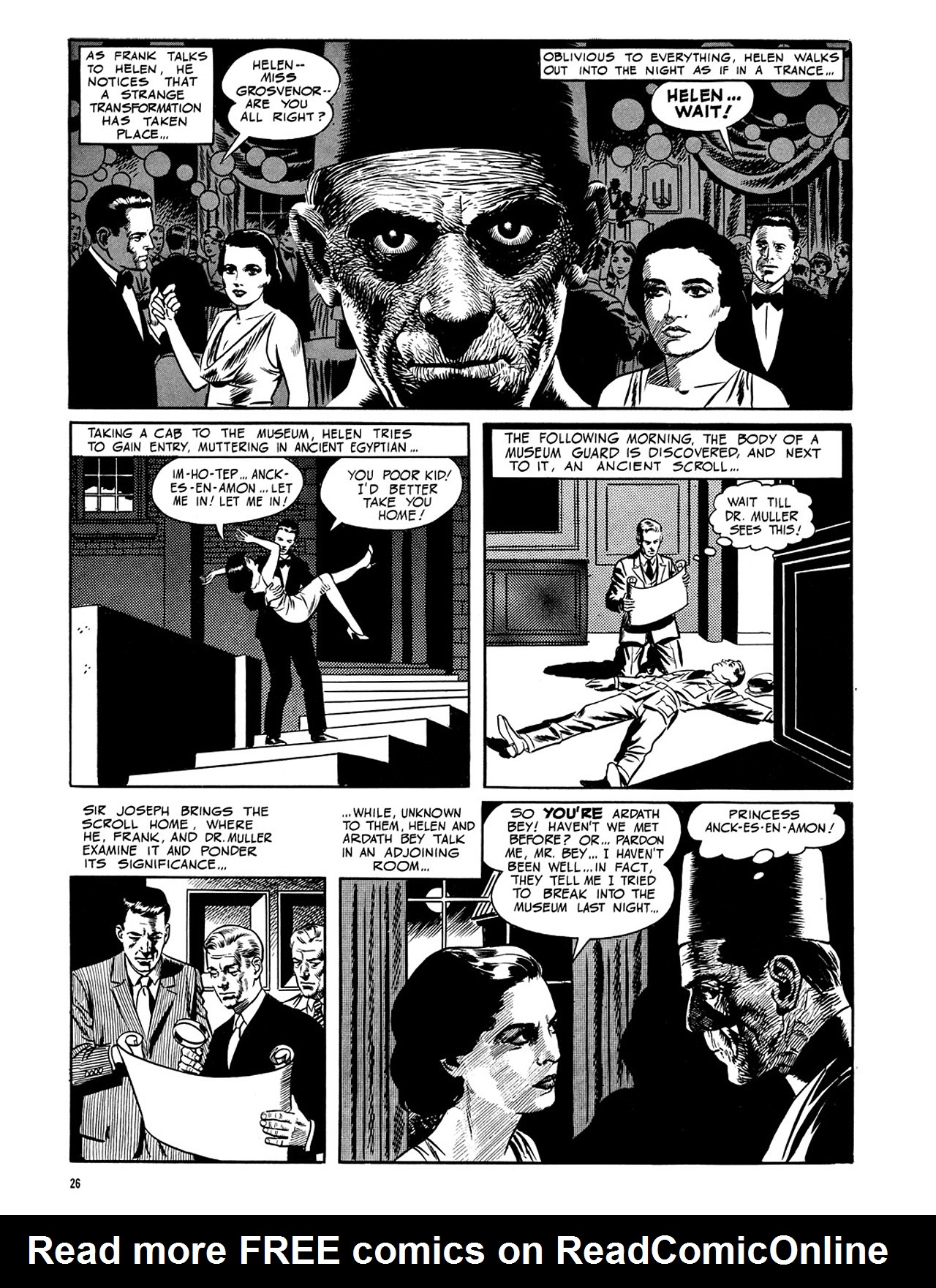 Read online Eerie Archives comic -  Issue # TPB 3 - 27
