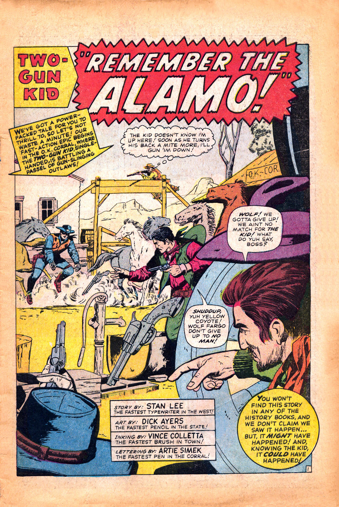 Read online Two-Gun Kid comic -  Issue #75 - 3