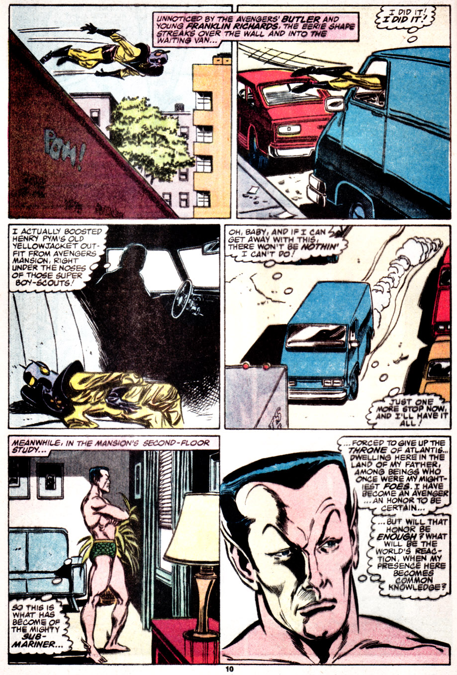 The Avengers (1963) 264 Page 10