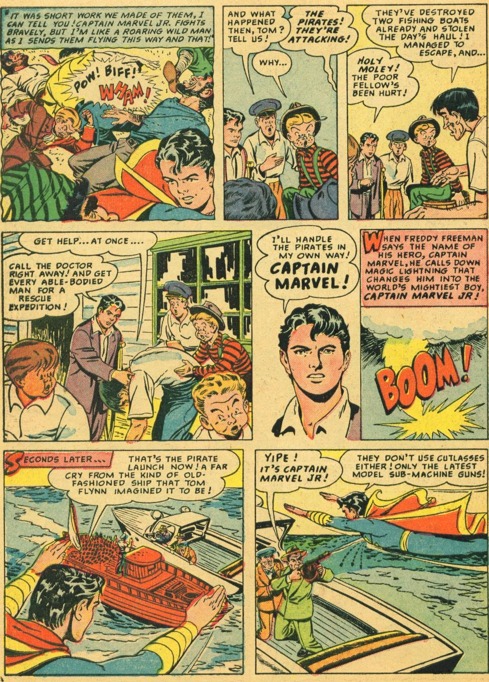 Captain Marvel, Jr. issue 82 - Page 30