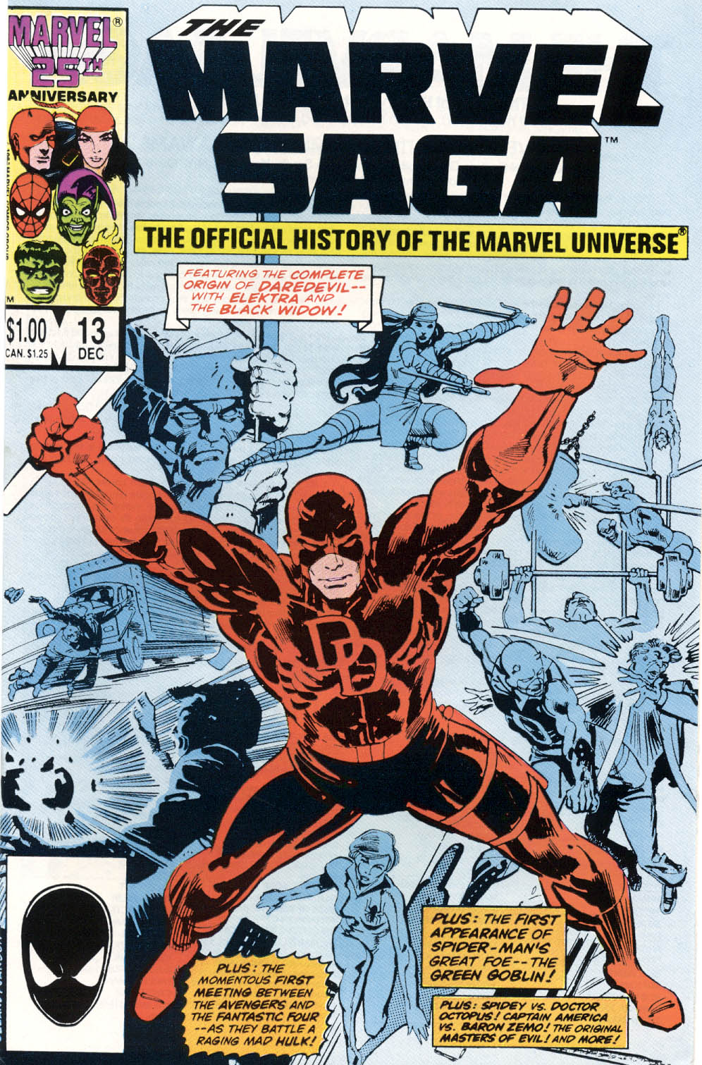 Marvel Saga: The Official History of the Marvel Universe issue 13 - Page 1