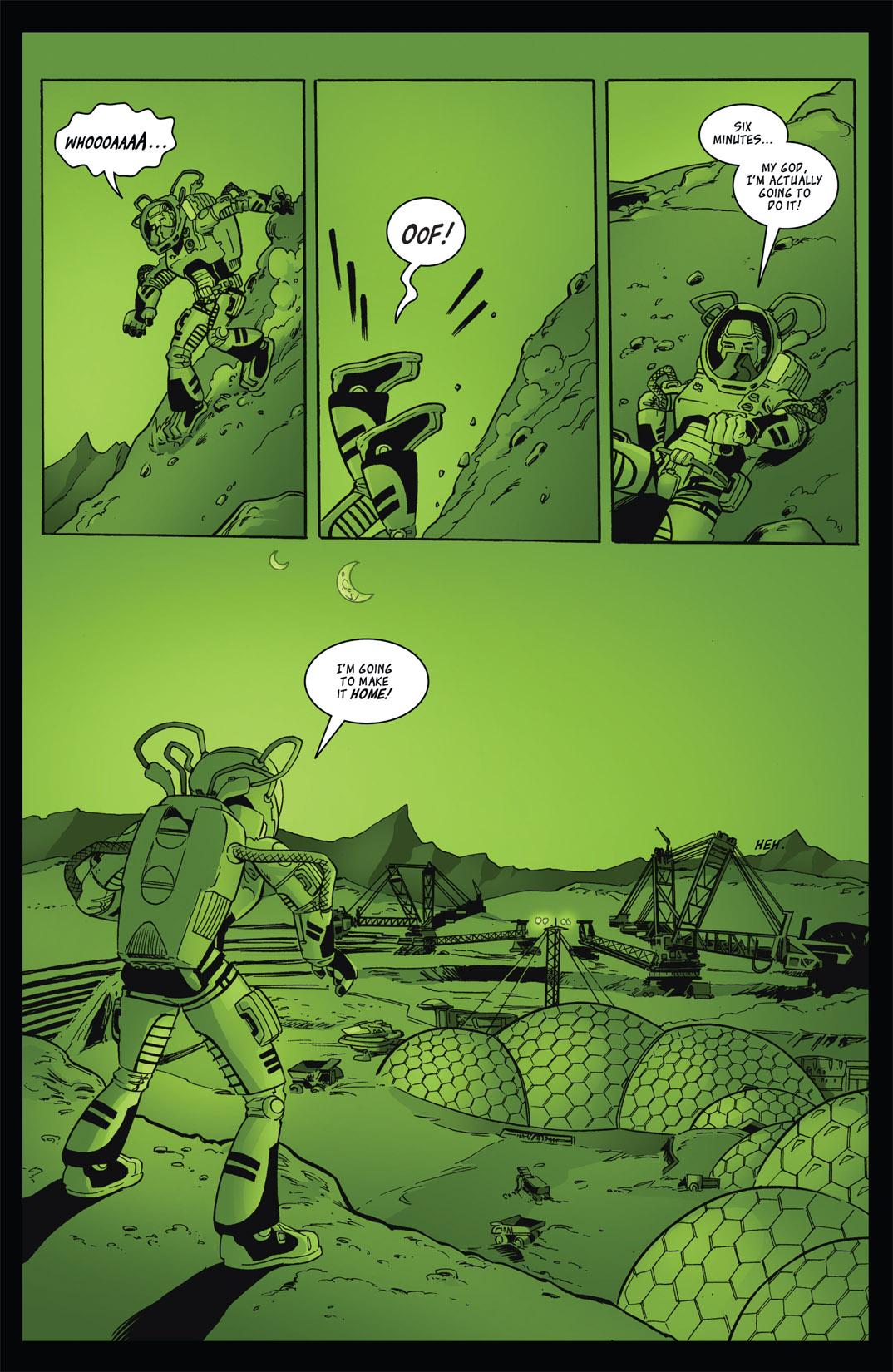 Read online Nightmare World comic -  Issue # Vol. 1 Thirteen Tales of Terror - 92