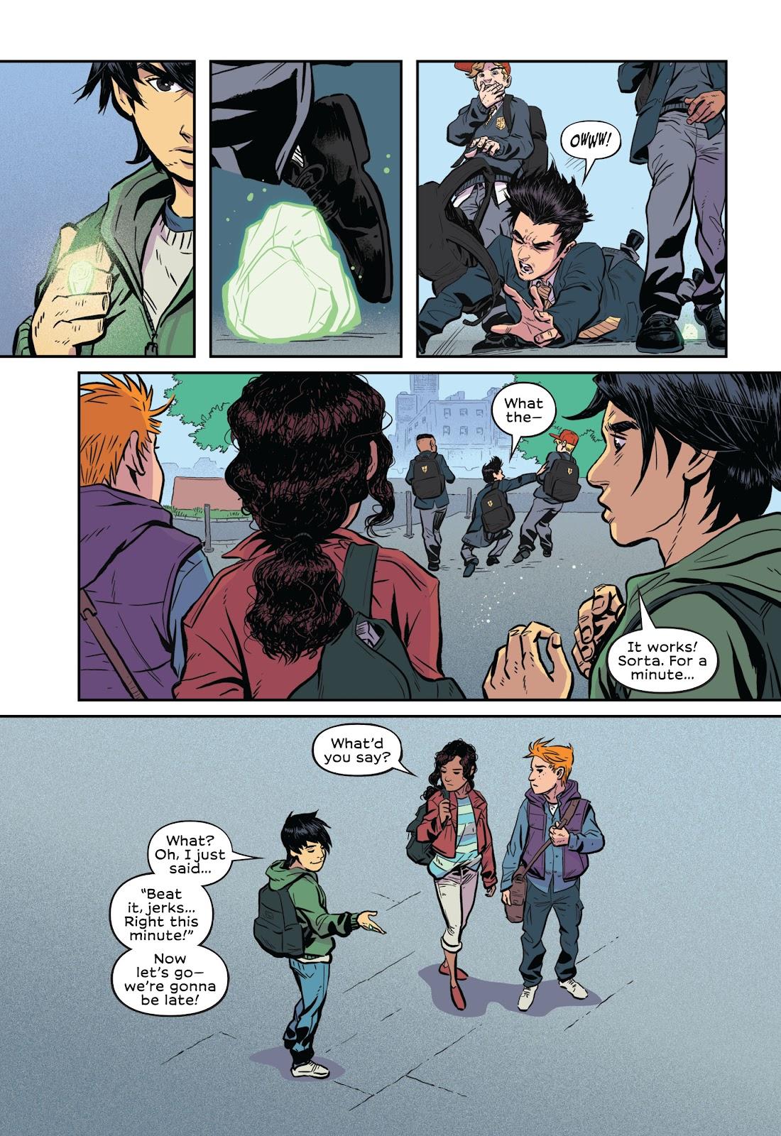 Read online Green Lantern: Legacy comic -  Issue # TPB - 68