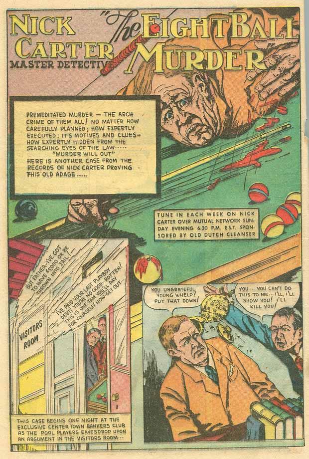Read online Shadow Comics comic -  Issue #79 - 28