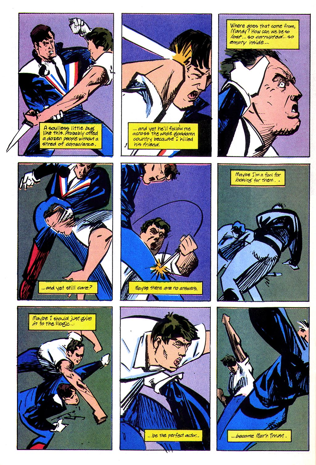 Read online American Flagg! comic -  Issue #45 - 28