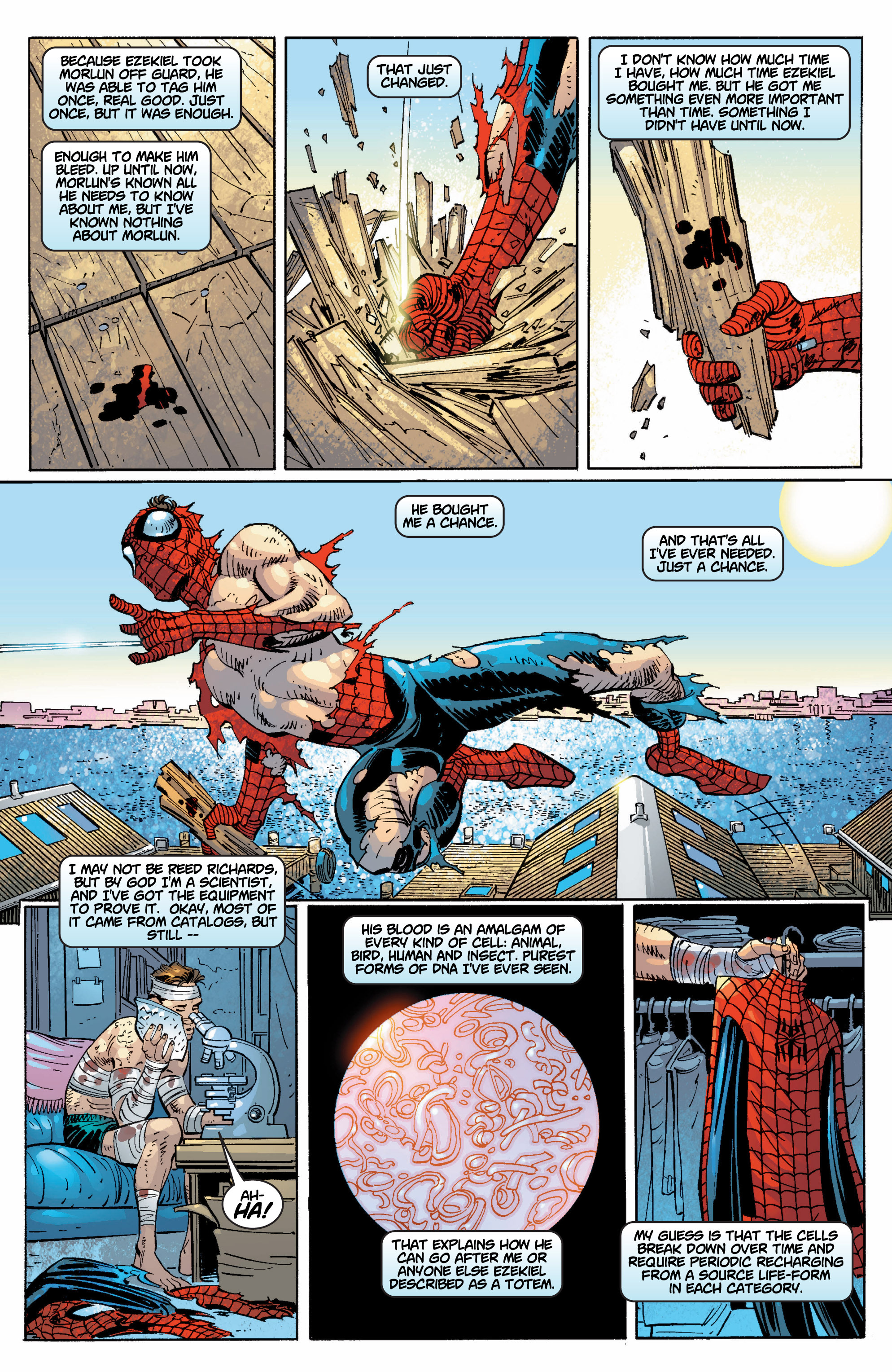 The Amazing Spider-Man (1999) 34 Page 20