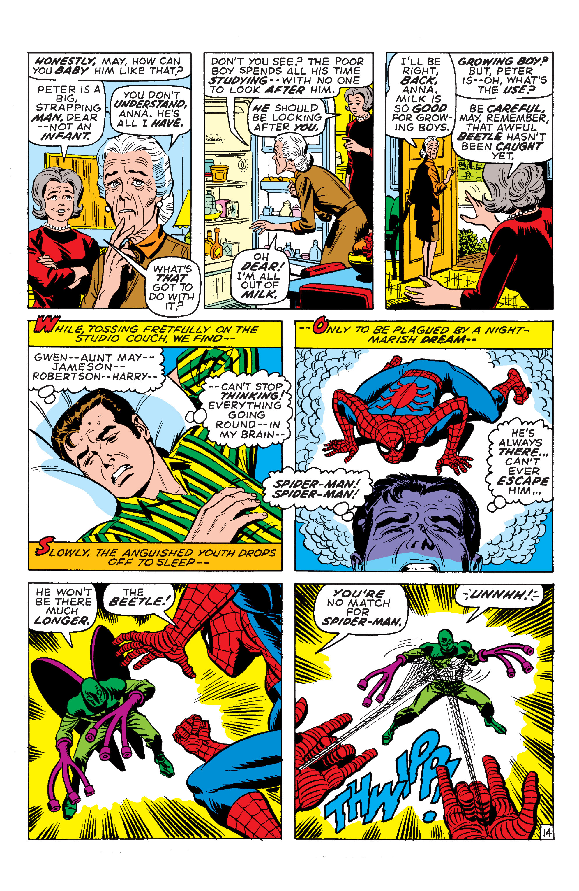 The Amazing Spider-Man (1963) 94 Page 13