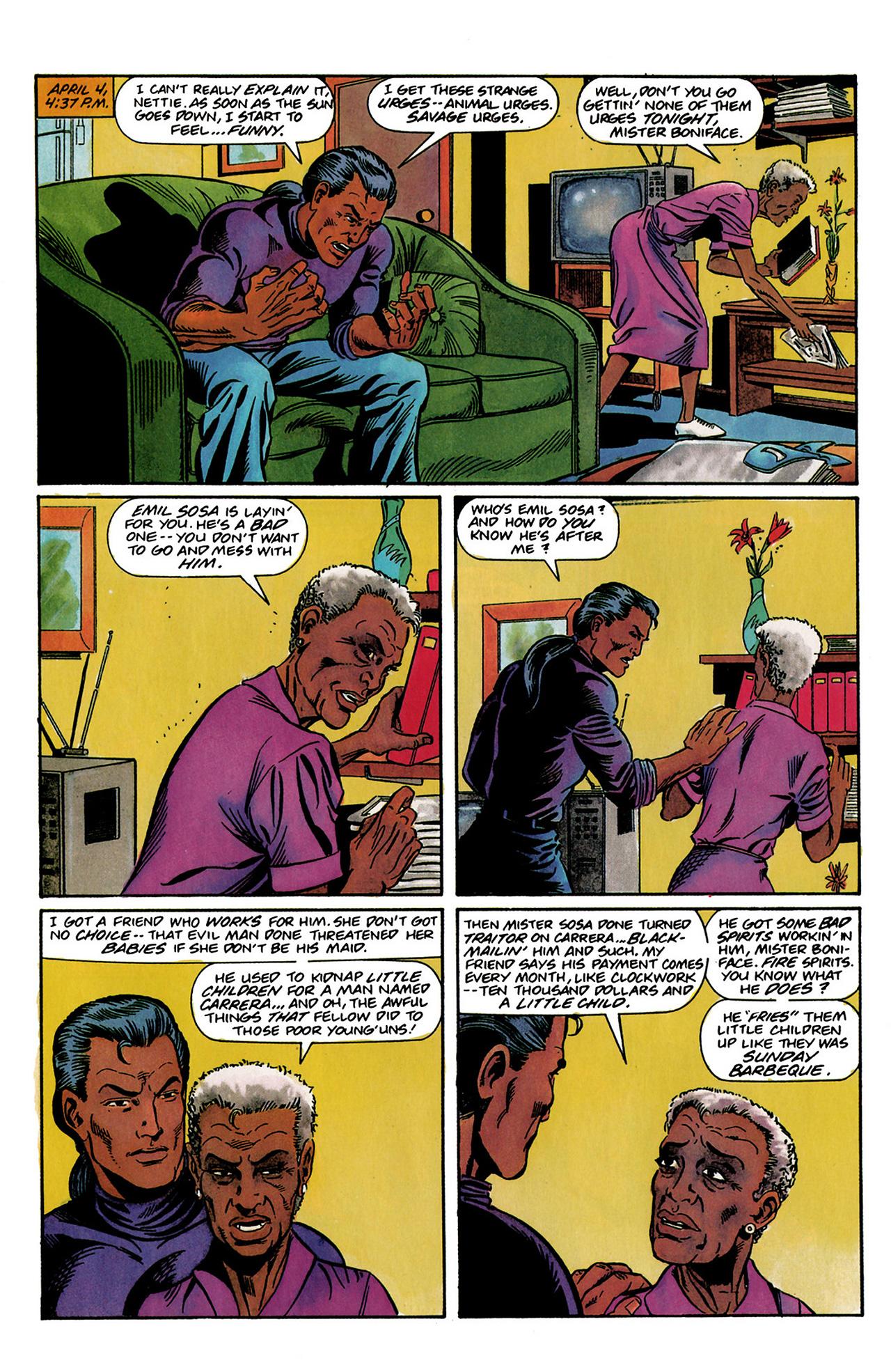 Read online Shadowman (1992) comic -  Issue #3 - 13