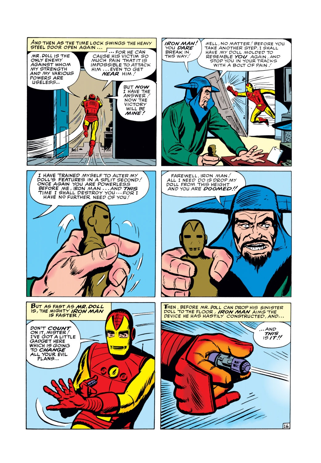 Tales of Suspense (1959) issue 48 - Page 17