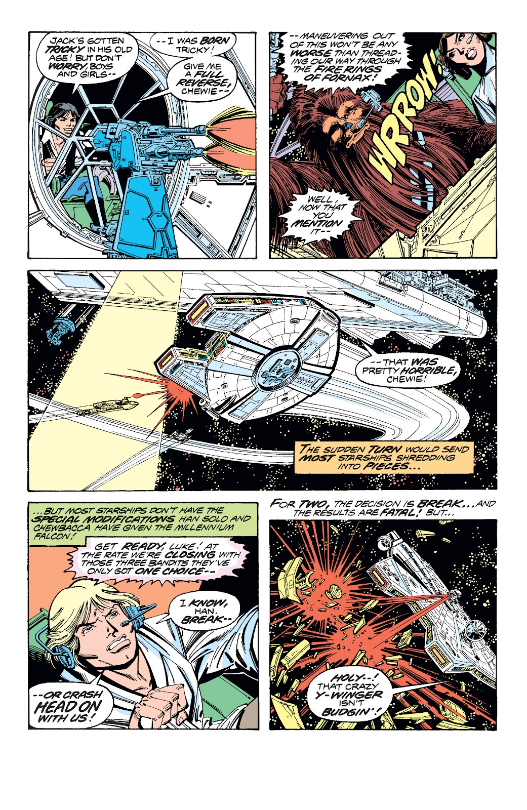 Read online Star Wars Legends: The Original Marvel Years - Epic Collection comic -  Issue # TPB 1 (Part 3) - 71