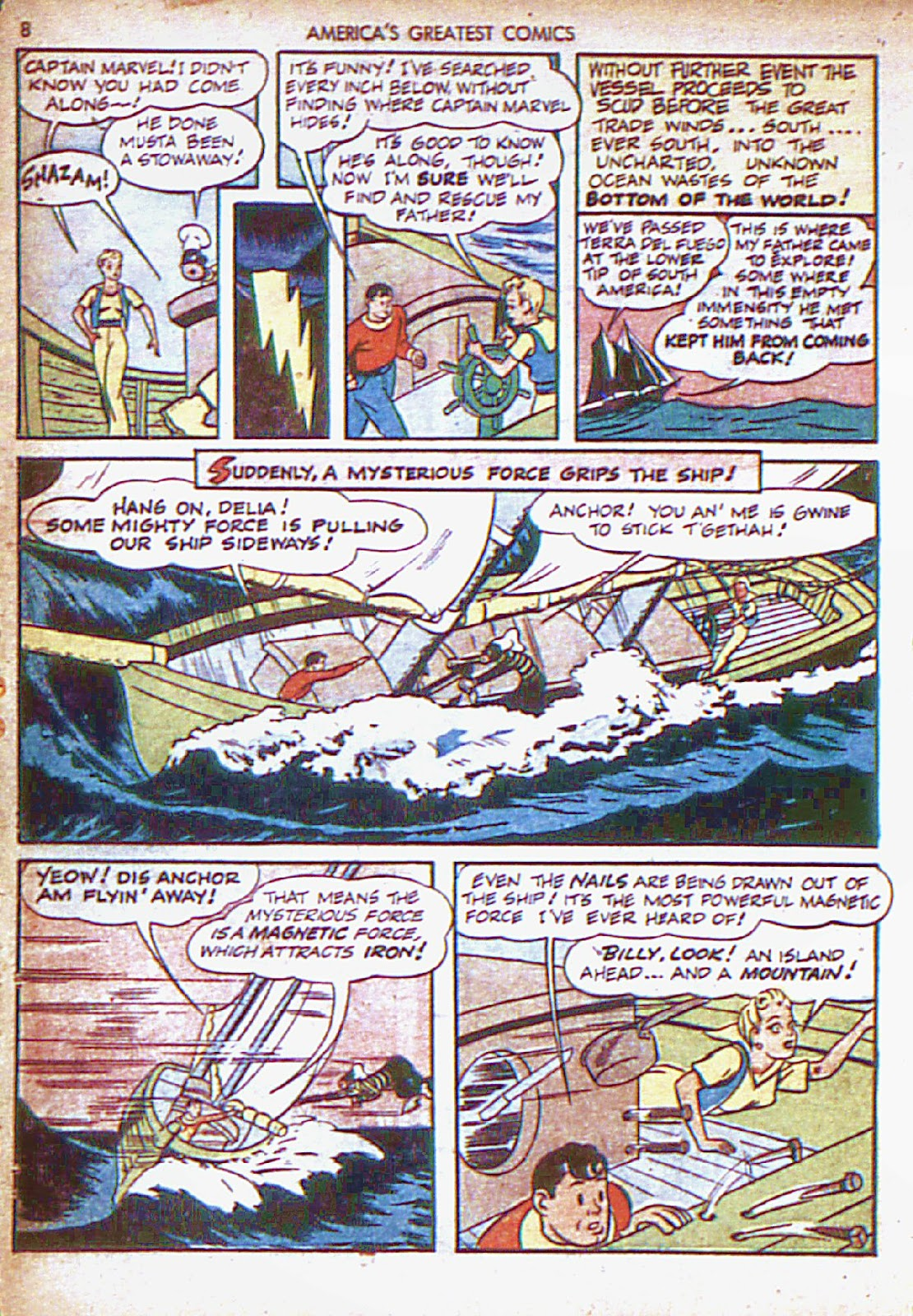 Americas Greatest Comics issue 6 - Page 9