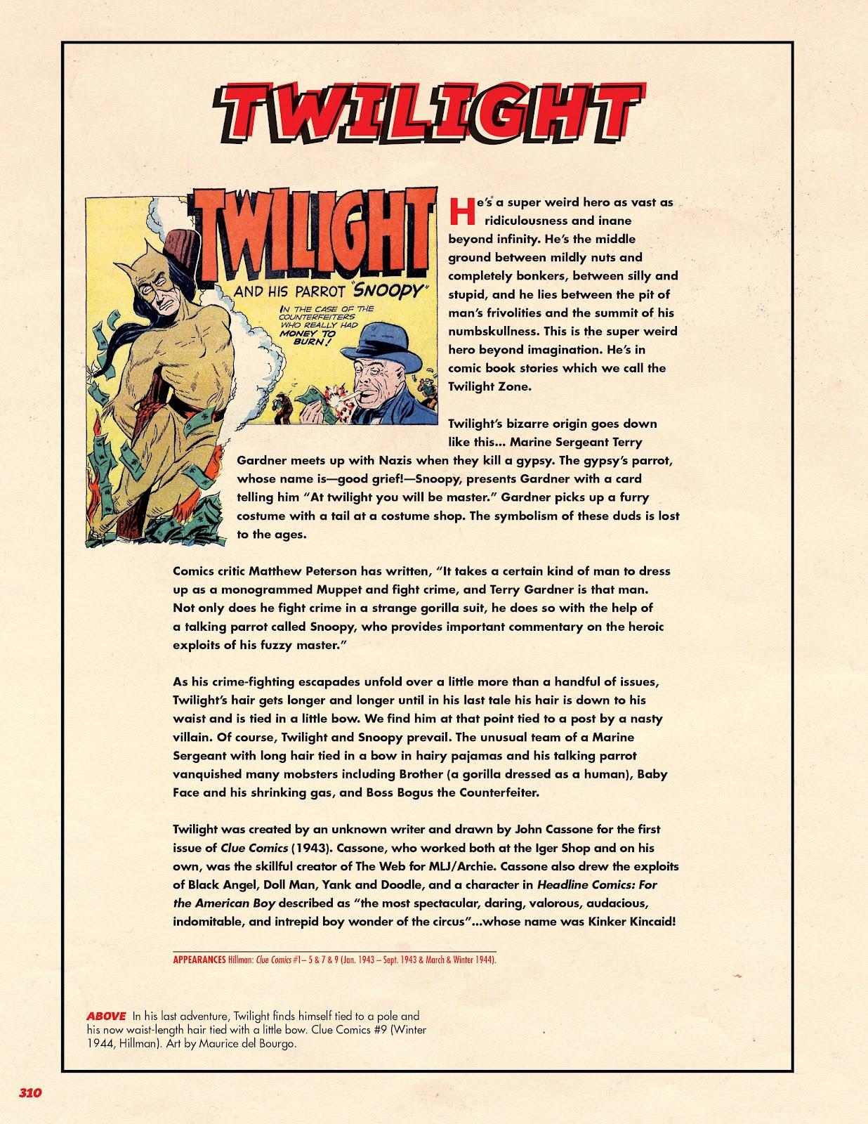 Read online Super Weird Heroes comic -  Issue # TPB 2 (Part 3) - 110