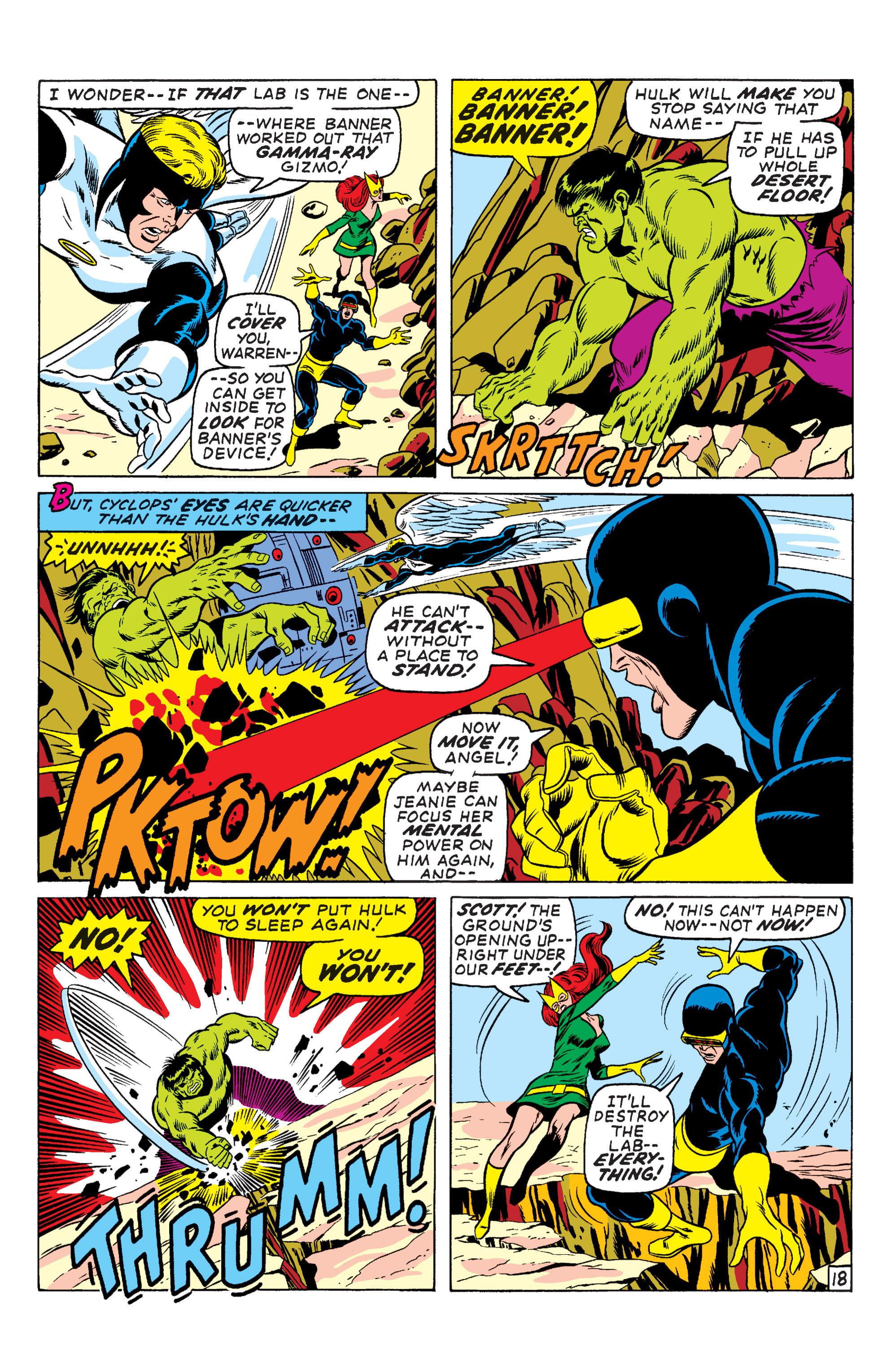 Uncanny X-Men (1963) 66 Page 18