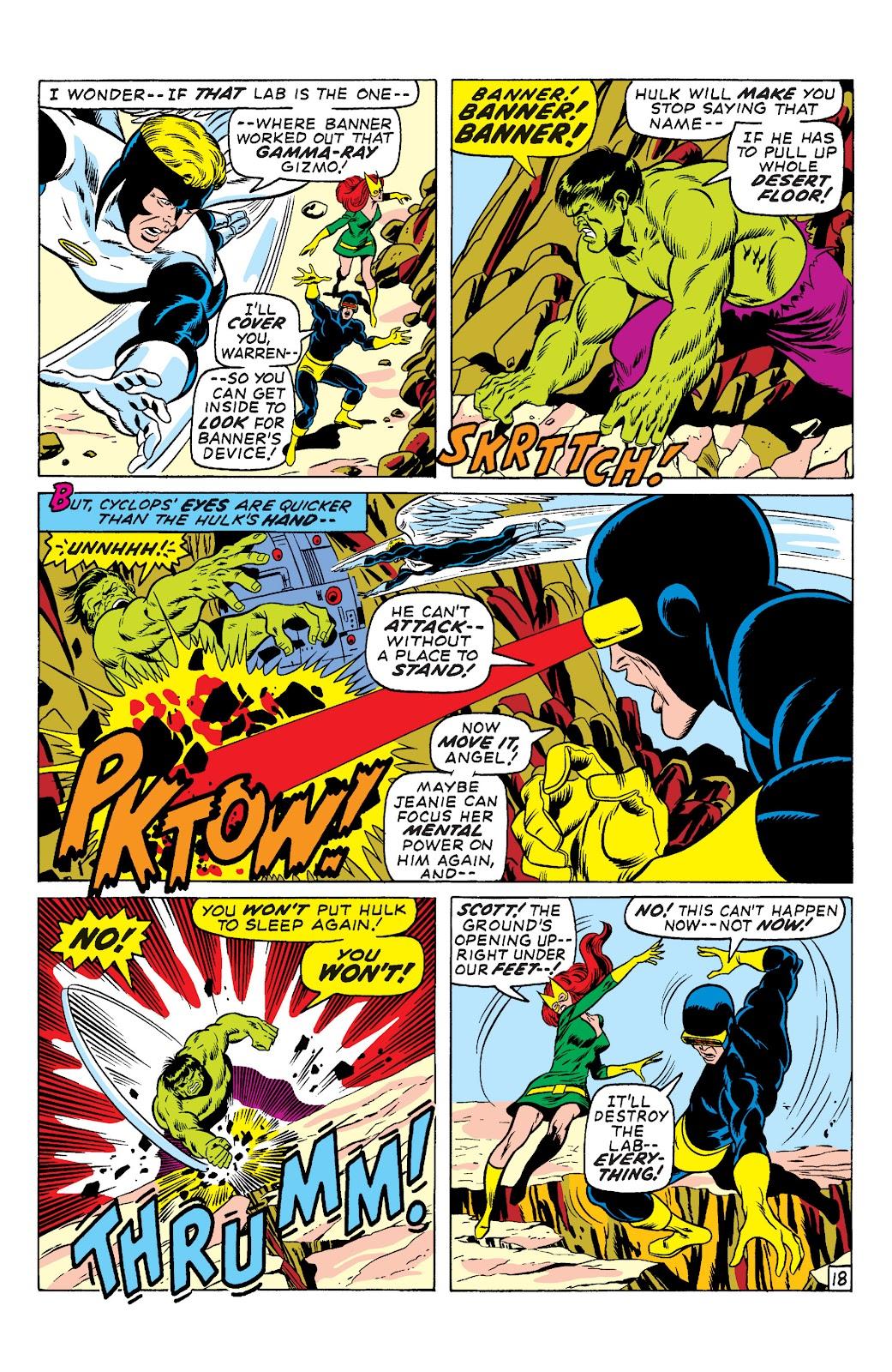 Uncanny X-Men (1963) issue 66 - Page 19