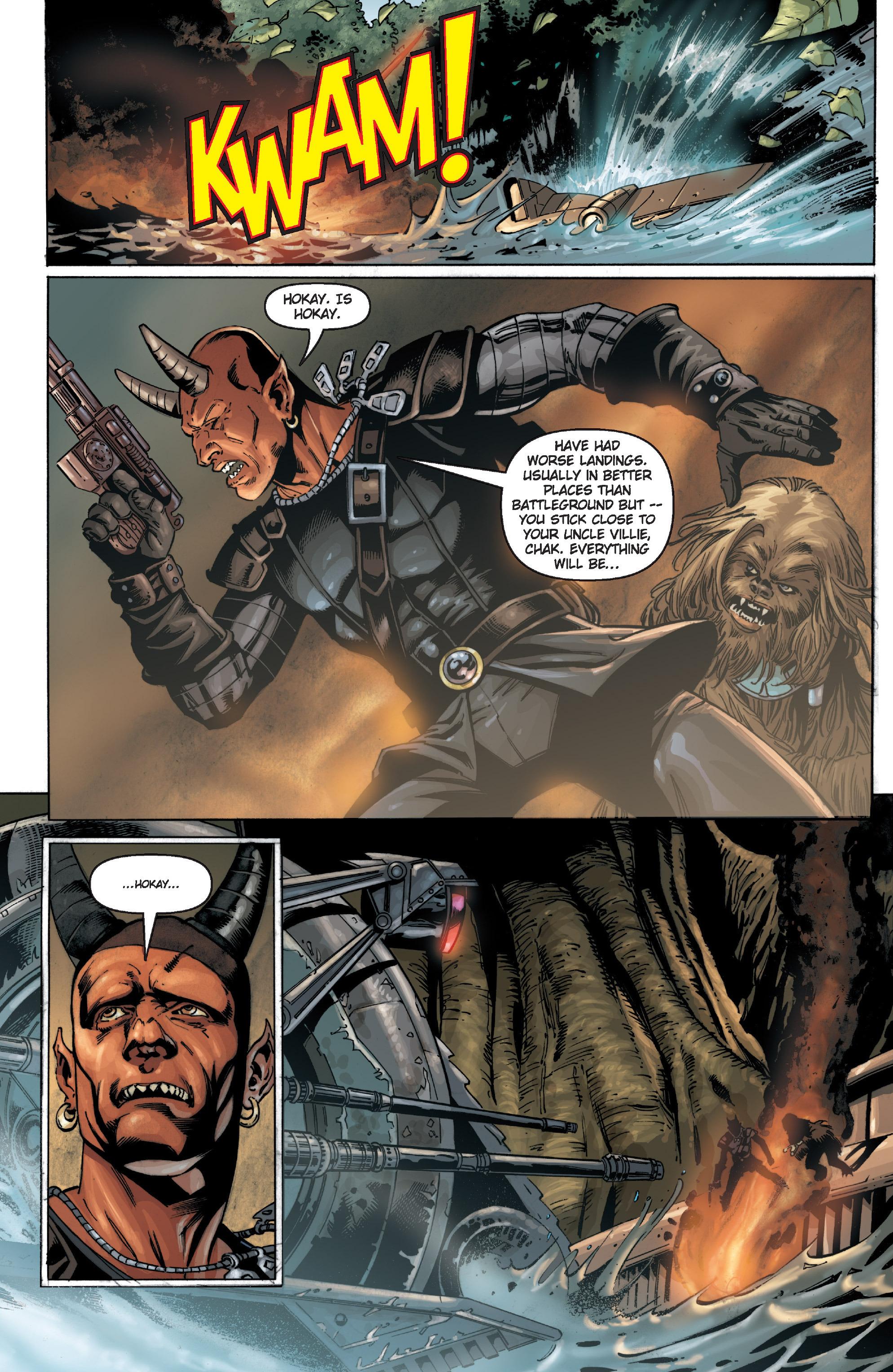 Read online Star Wars Omnibus comic -  Issue # Vol. 26 - 390