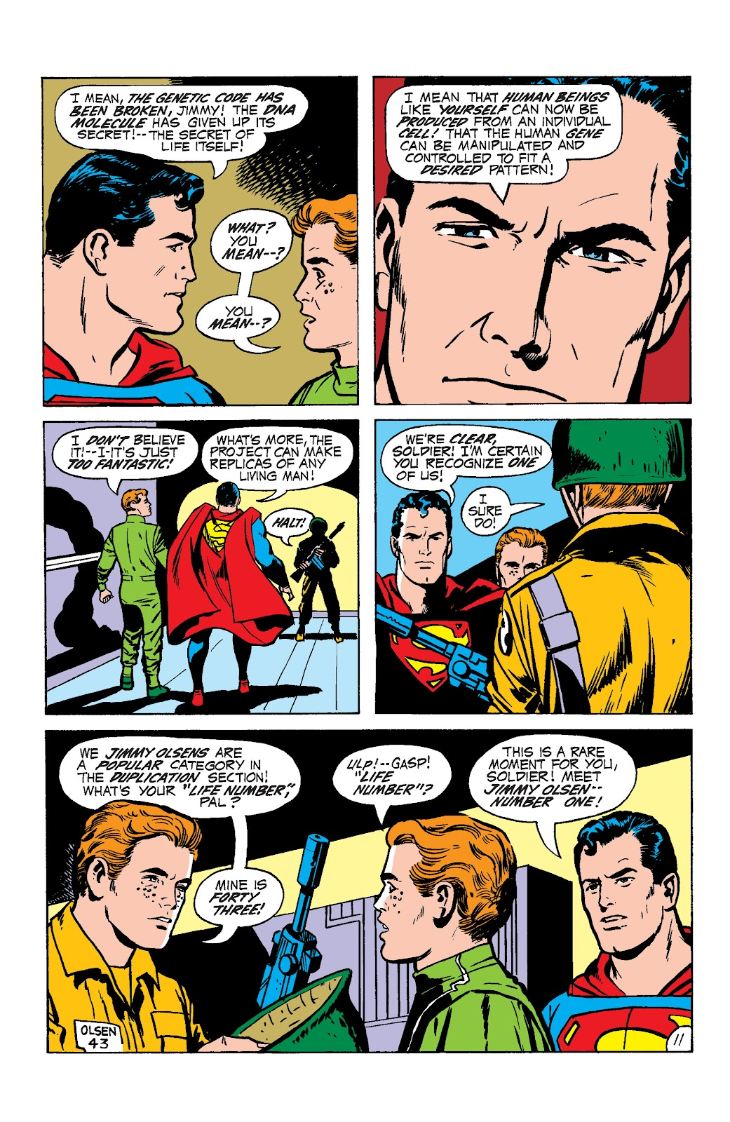 Read online Superman's Pal, Jimmy Olsen by Jack Kirby comic -  Issue # TPB (Part 1) - 65