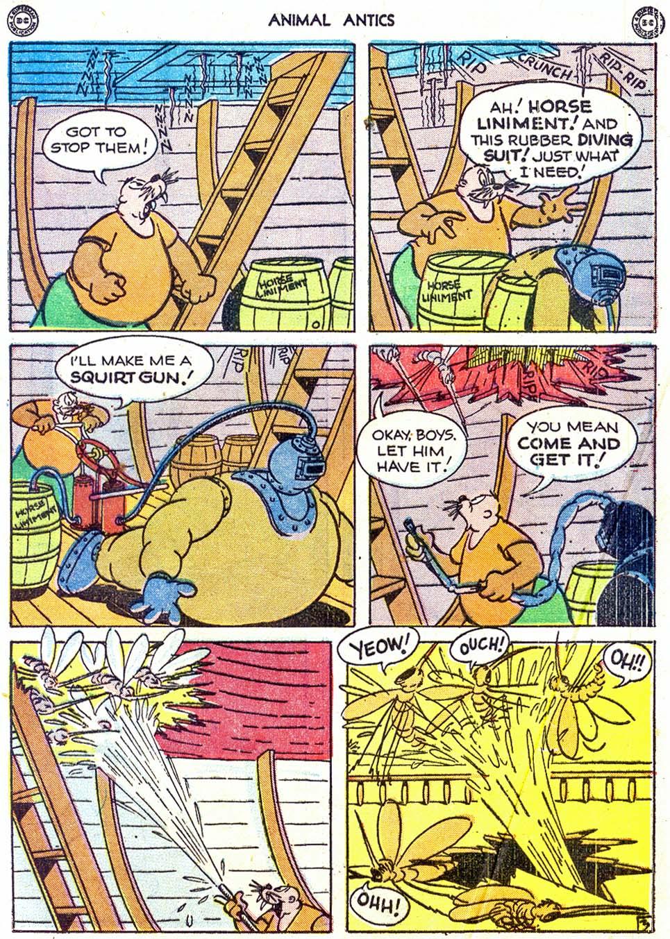 Read online Animal Antics comic -  Issue #4 - 37