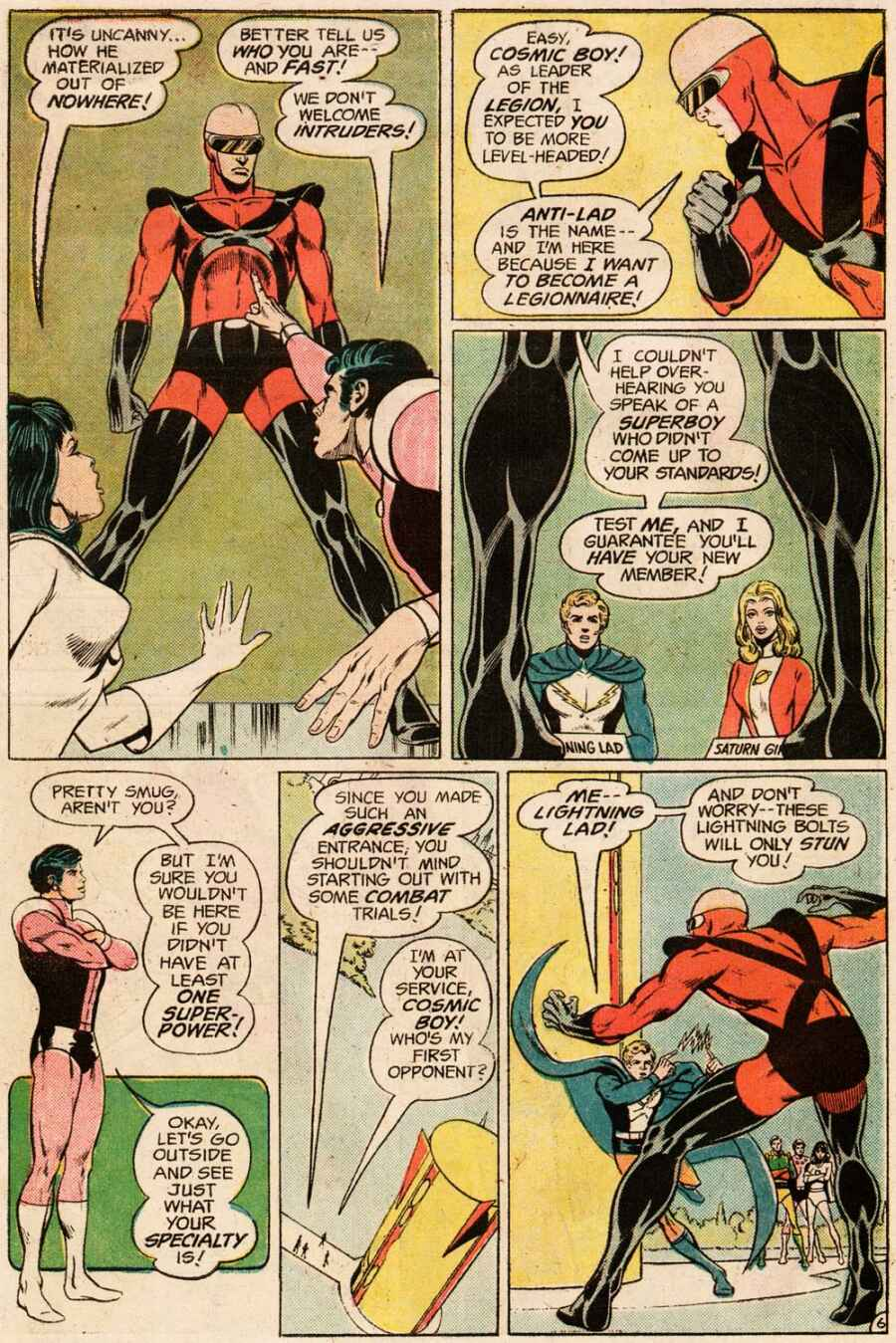 Superboy (1949) issue 204 - Page 7