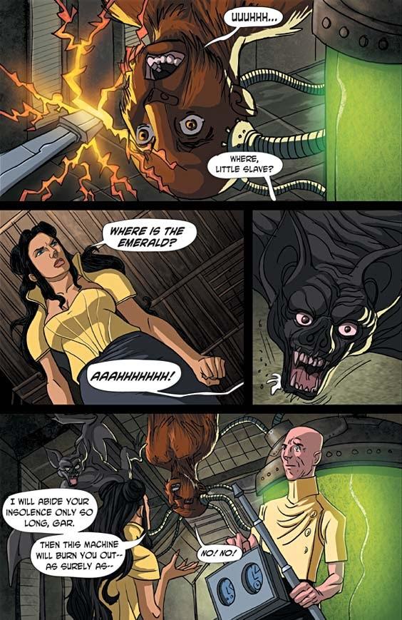 Read online Tin Man comic -  Issue # Full - 12