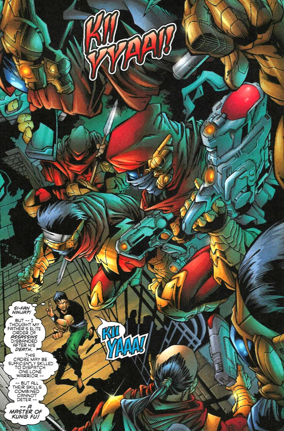 X-Men (1991) 62 Page 4