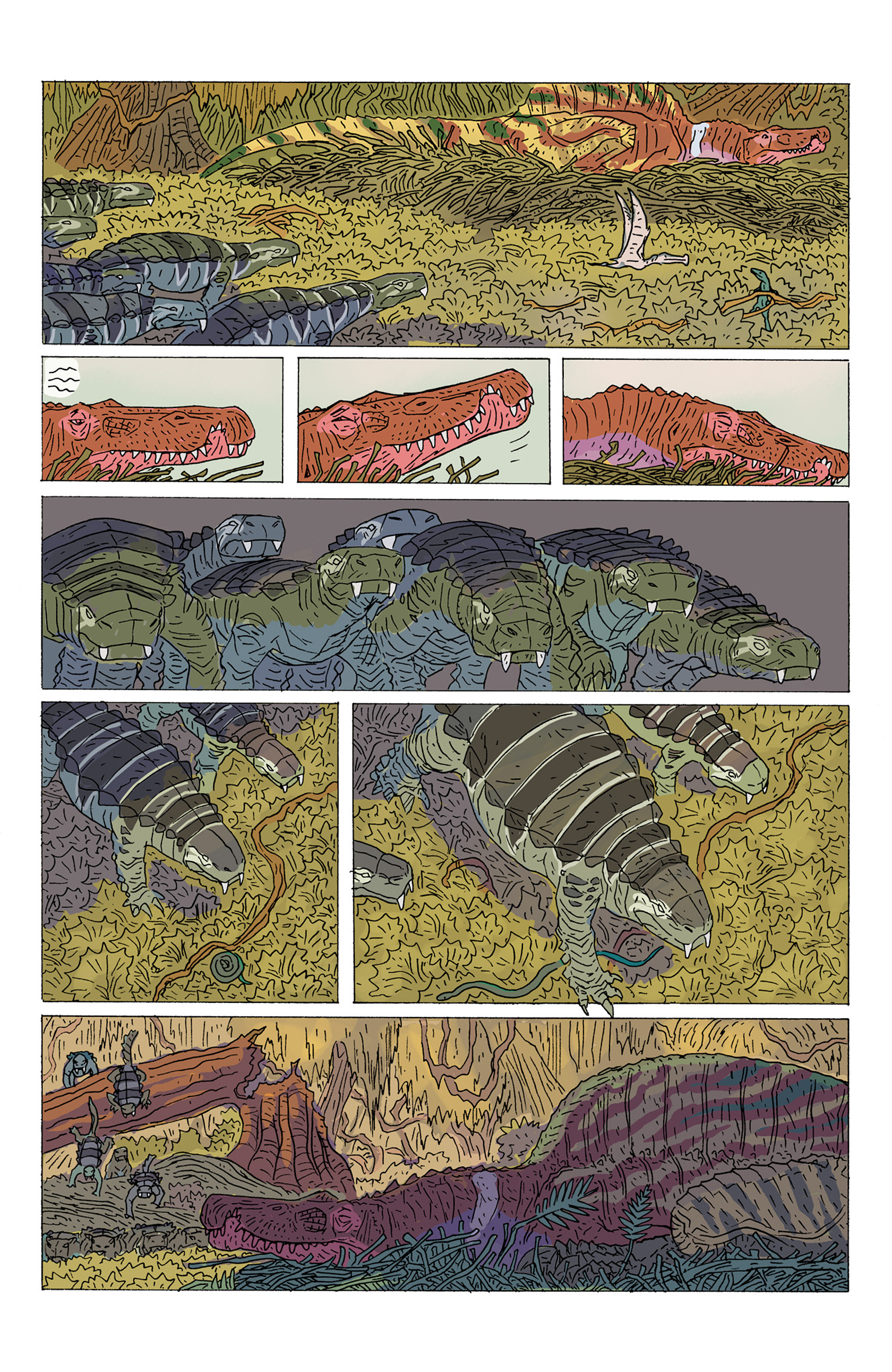 Age of Reptiles: Ancient Egyptians 3 Page 19