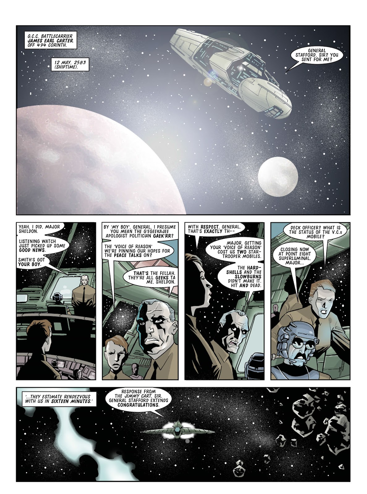 Judge Dredd Megazine (Vol. 5) Issue #381 #180 - English 103