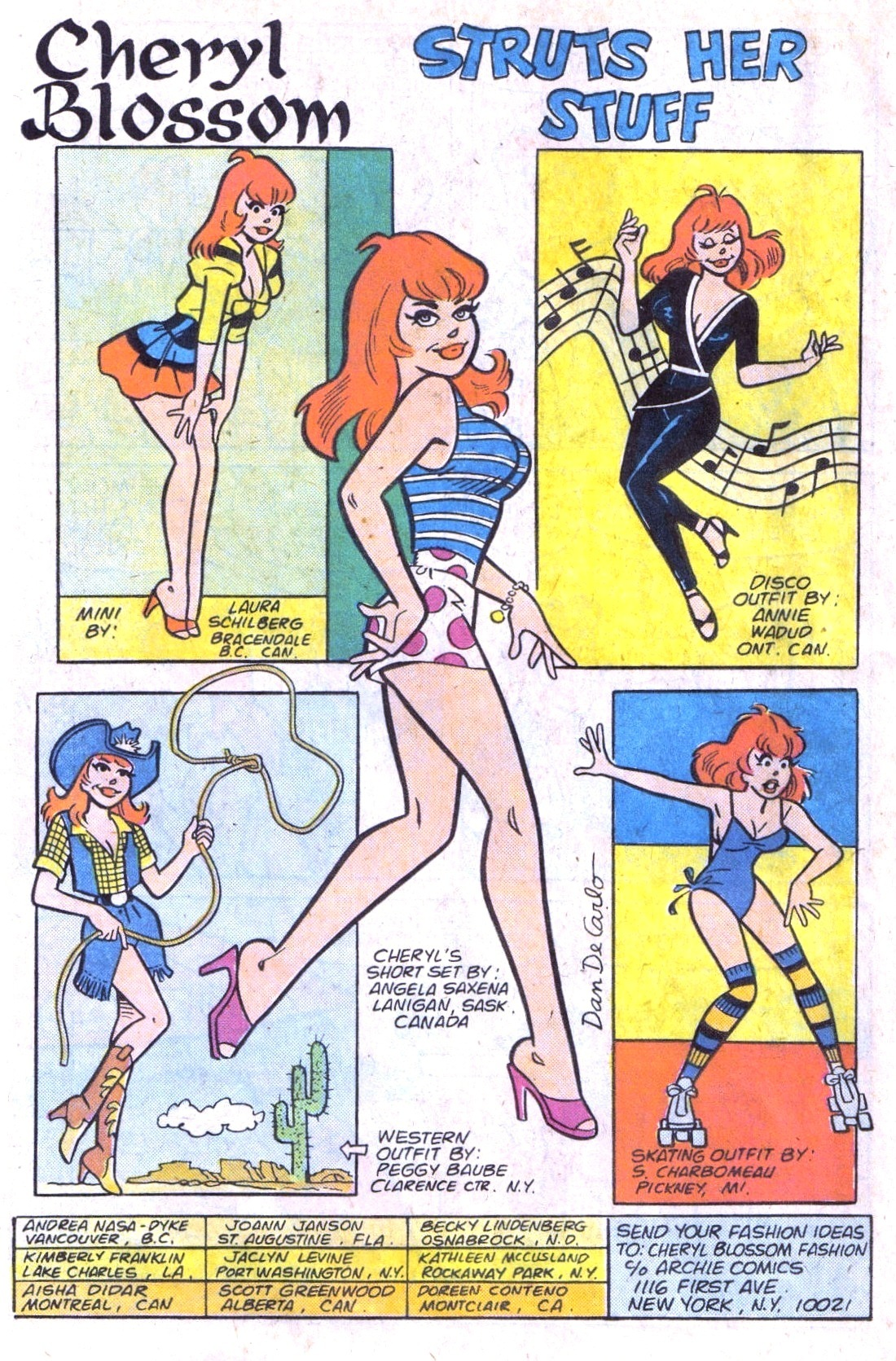 Read online Archie (1960) comic -  Issue #323 - 18