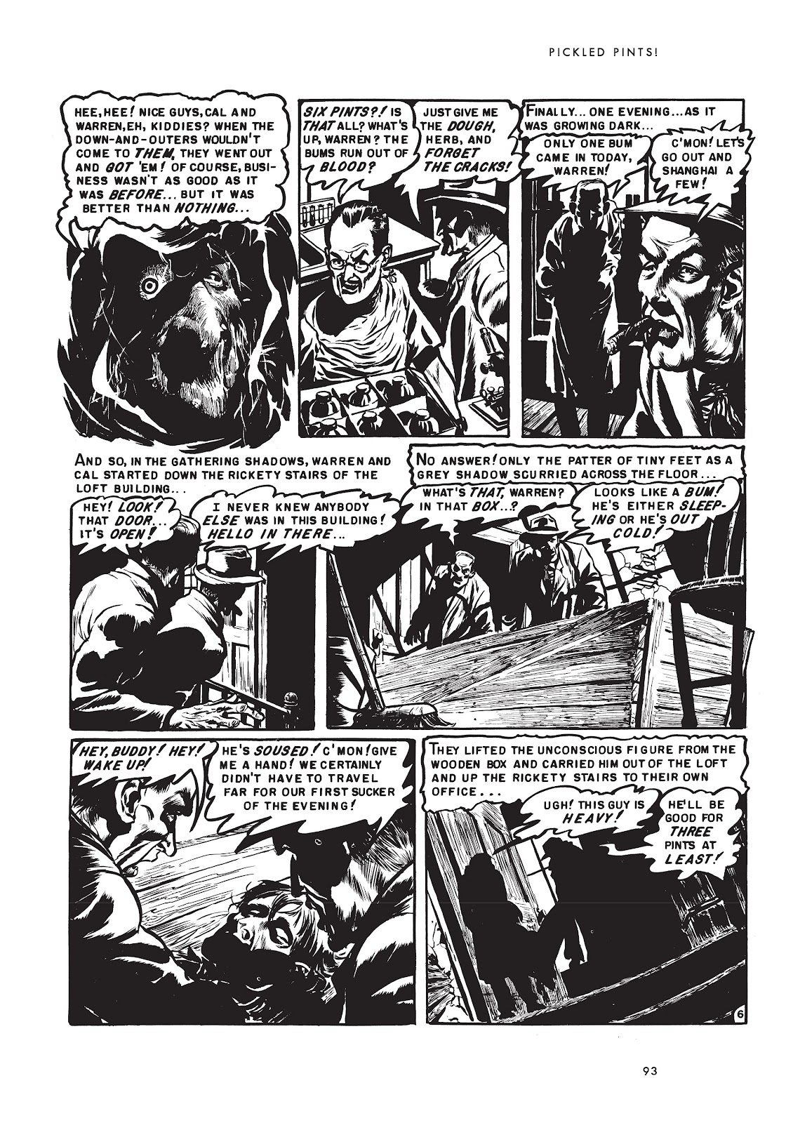 Read online Sucker Bait and Other Stories comic -  Issue # TPB (Part 2) - 8