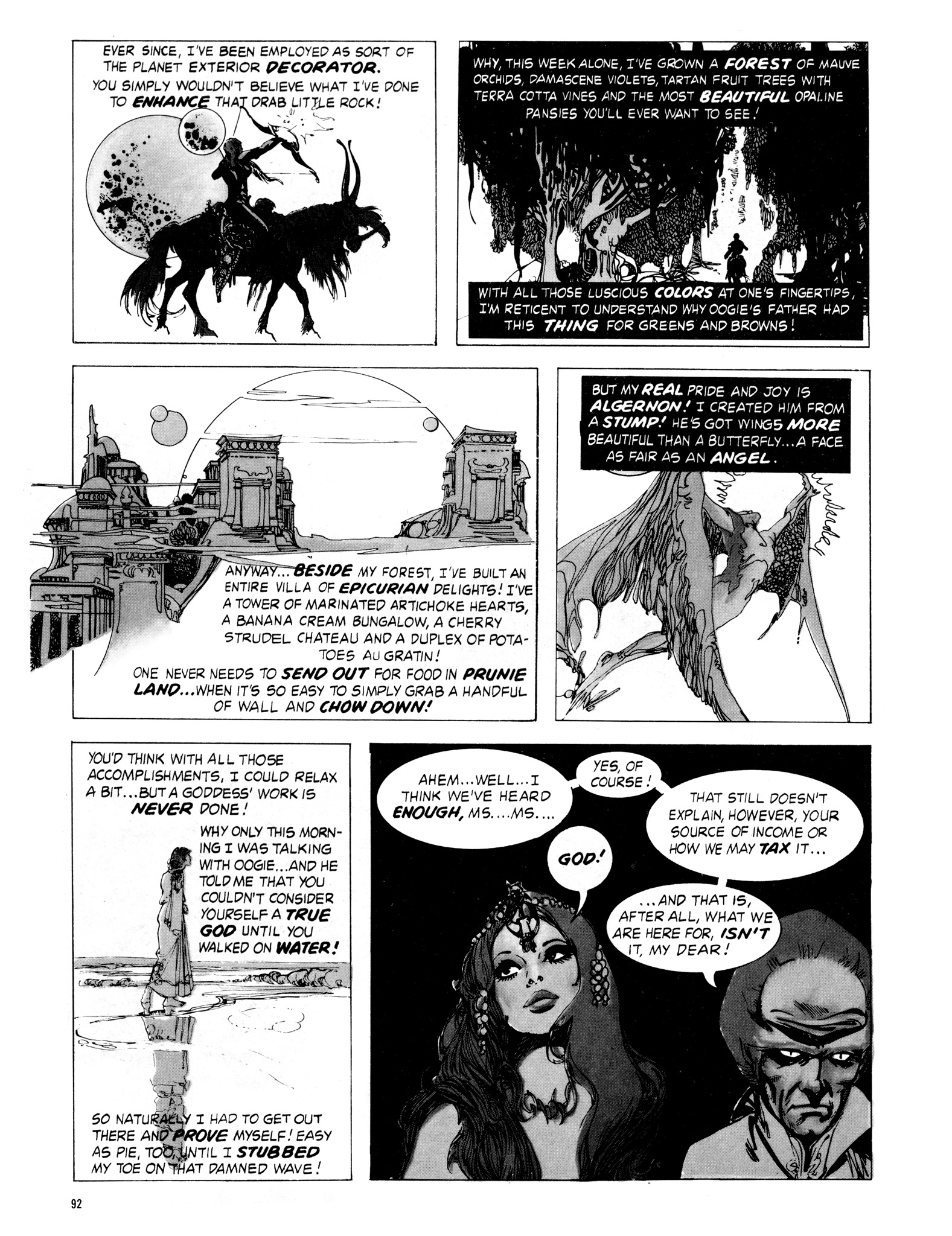 Read online Eerie Archives comic -  Issue # TPB 16 - 93
