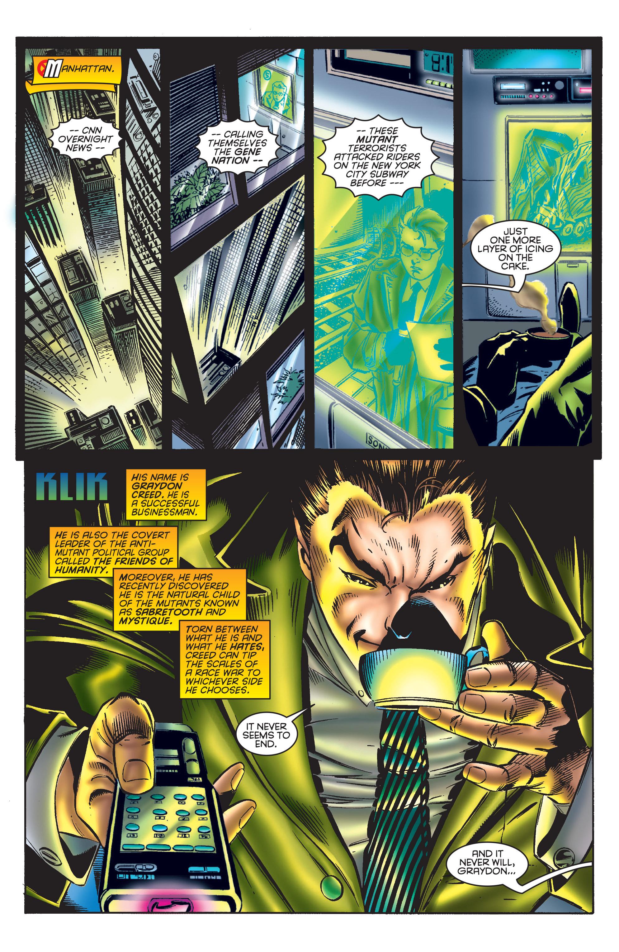X-Men (1991) 45 Page 17