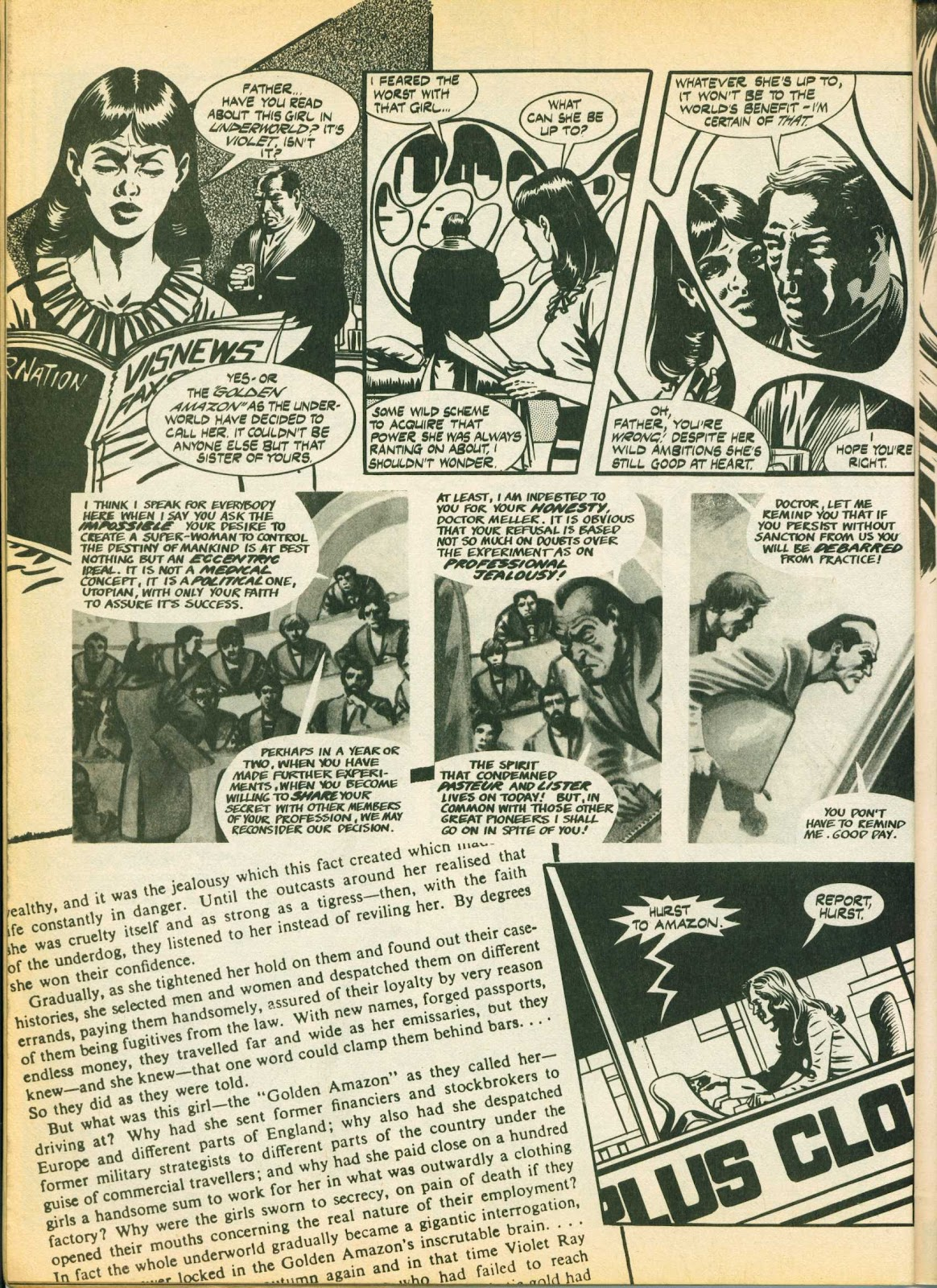Warrior Issue #4 #5 - English 42