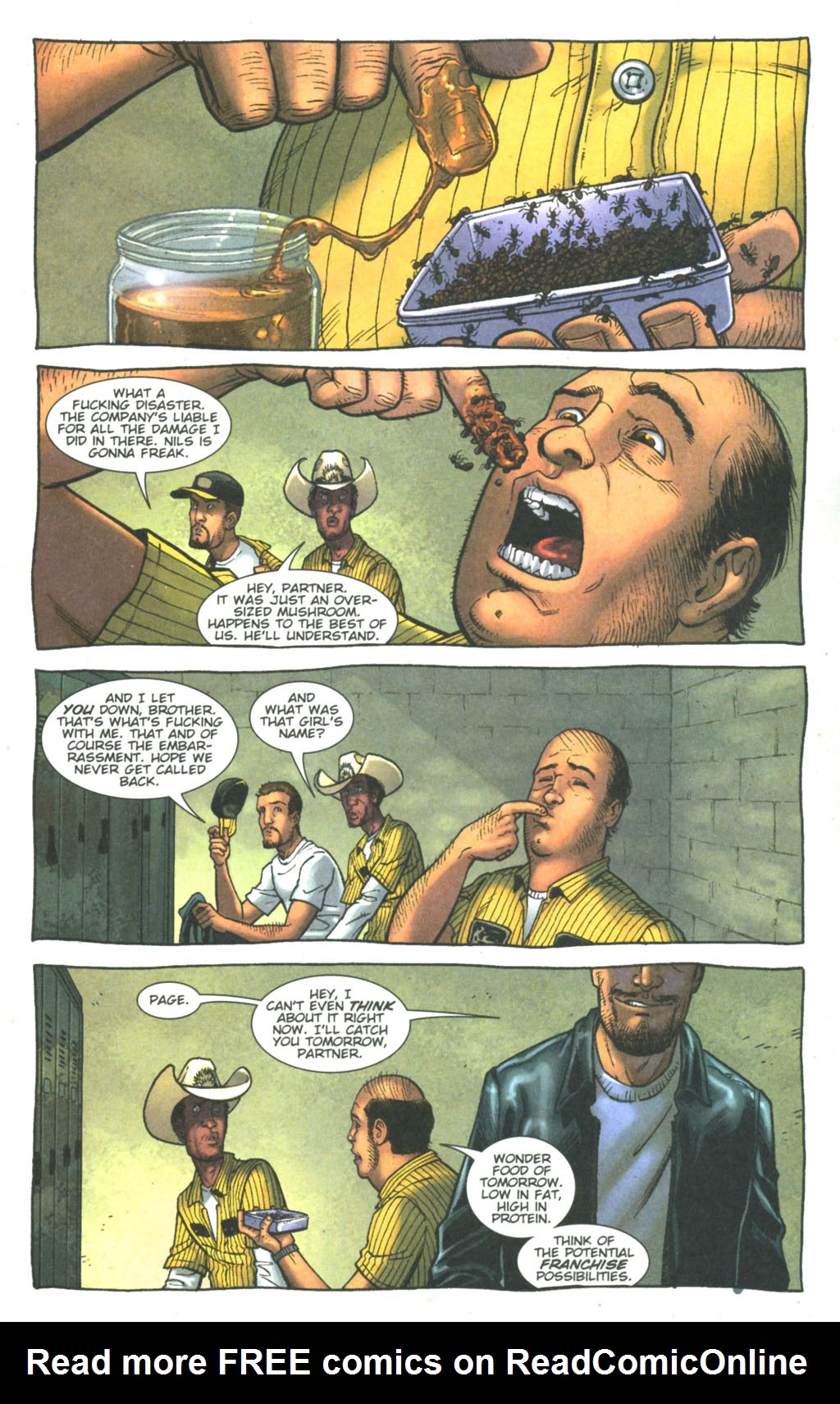 Read online The Exterminators comic -  Issue #6 - 17