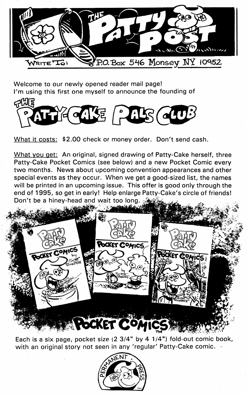 Read online Patty Cake comic -  Issue #3 - 34