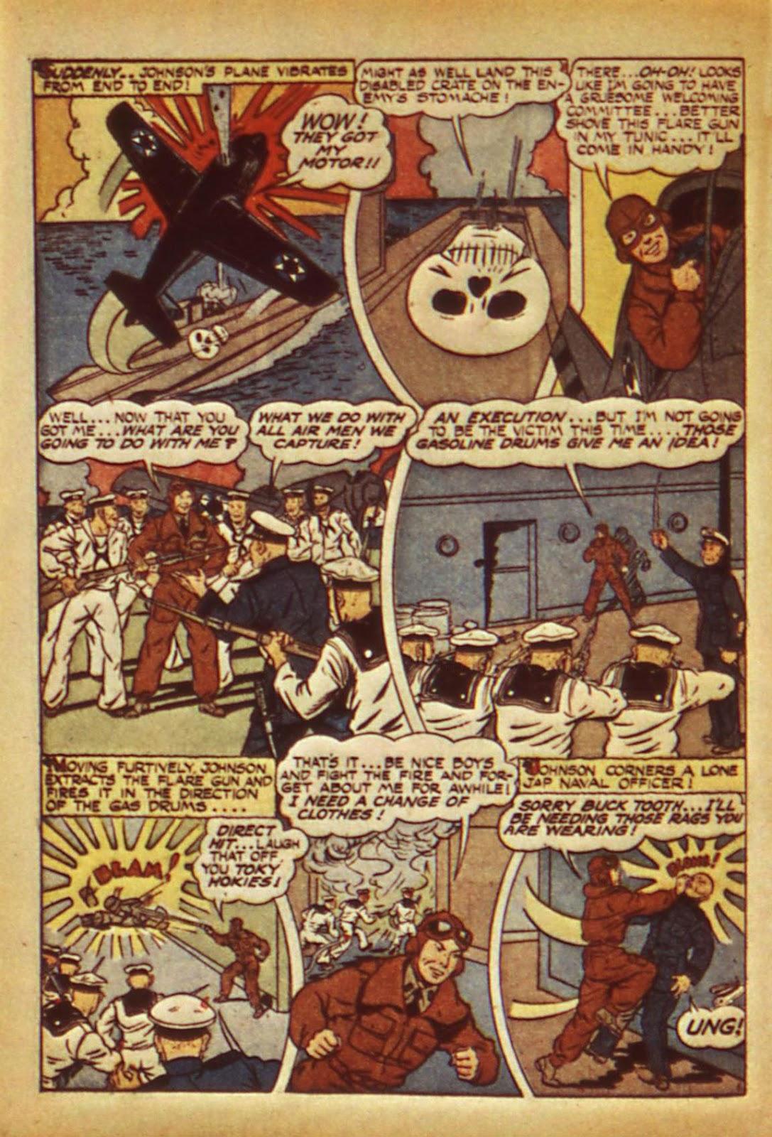USA Comics issue 7 - Page 62