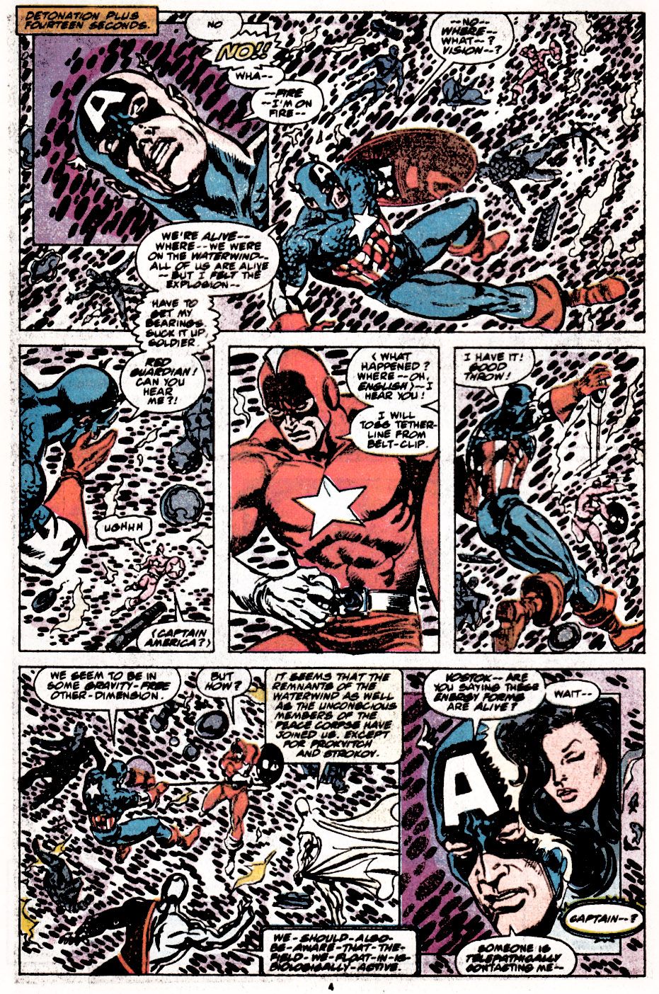 The Avengers (1963) 323 Page 4