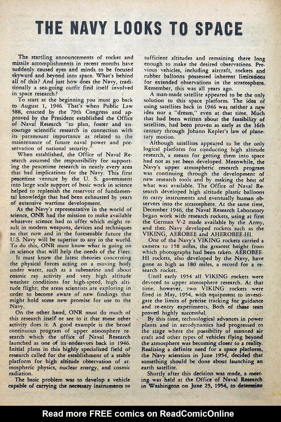 Read online Fightin' Navy comic -  Issue #84 - 20