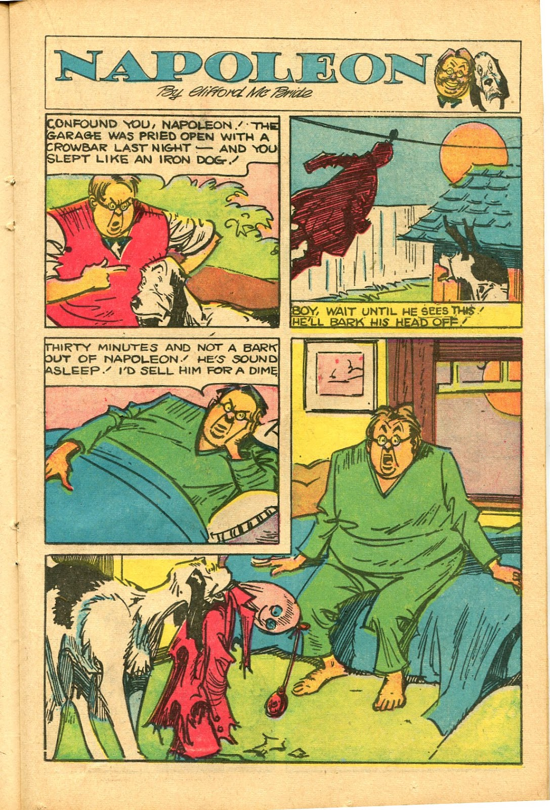 Read online Famous Funnies comic -  Issue #147 - 23