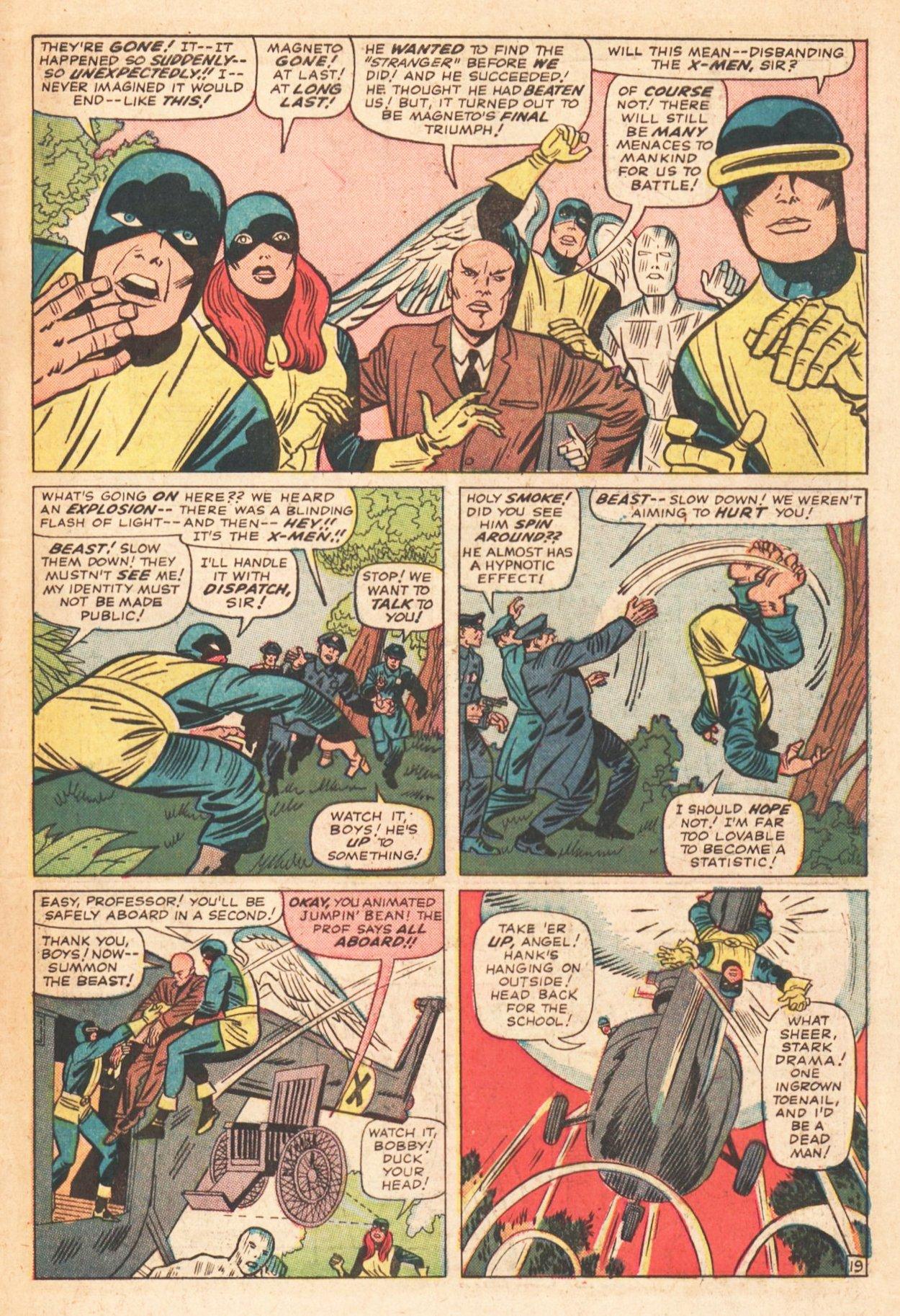 Read online Uncanny X-Men (1963) comic -  Issue # _Annual 1 - 50