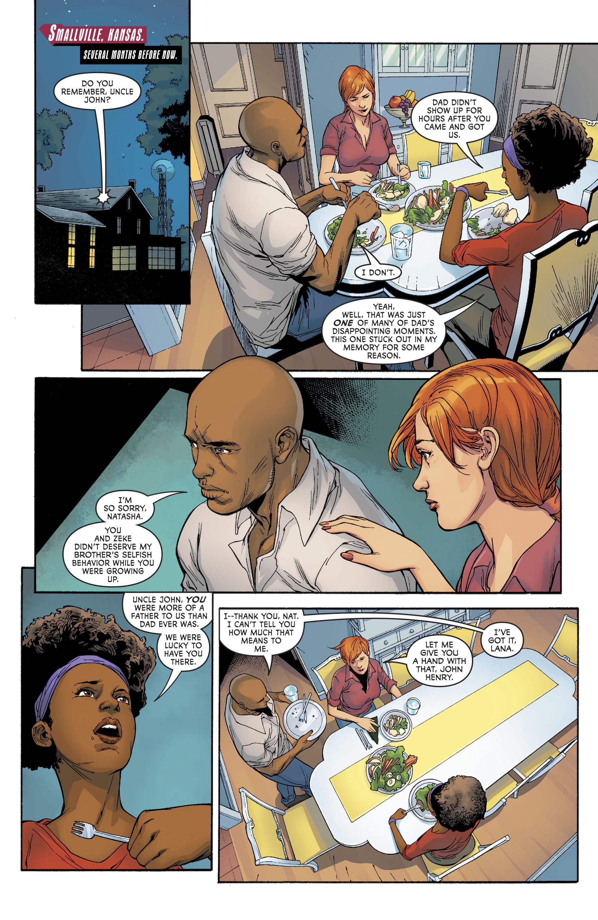 Read online Superwoman comic -  Issue #10 - 7