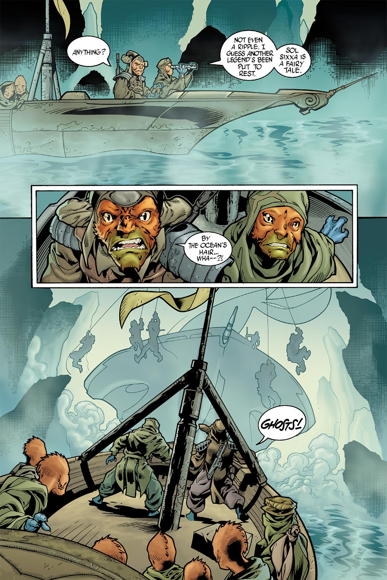 Read online Star Wars Omnibus comic -  Issue # Vol. 10 - 382