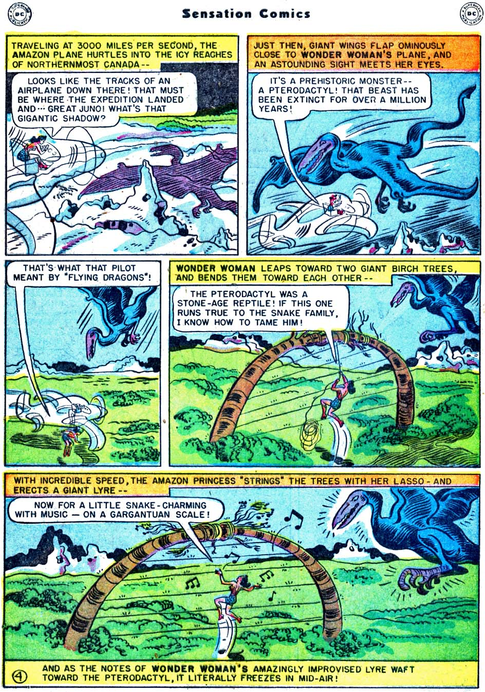 Sensation (Mystery) Comics issue 91 - Page 6