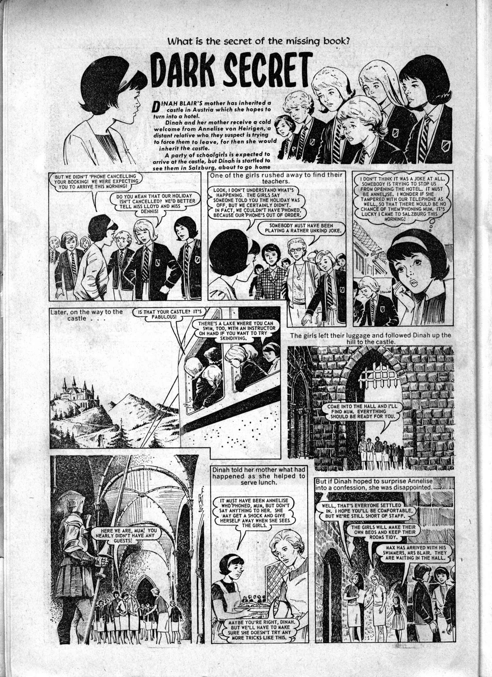Read online Judy comic -  Issue #358 - 18