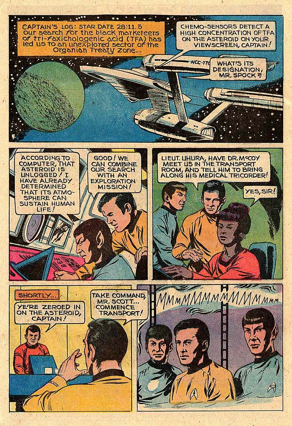 Star Trek (1967) issue 52 - Page 3