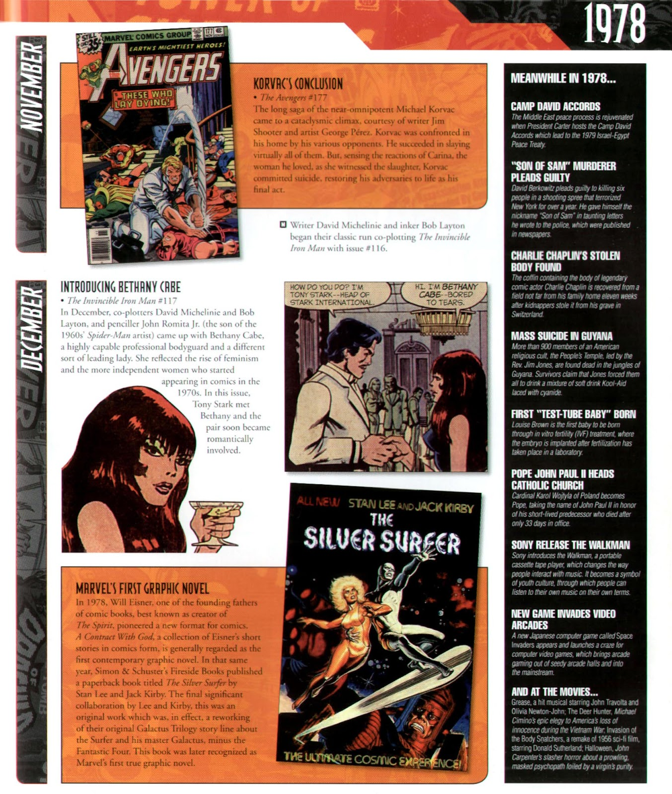 Read online Marvel Chronicle comic -  Issue # TPB (Part 2) - 76