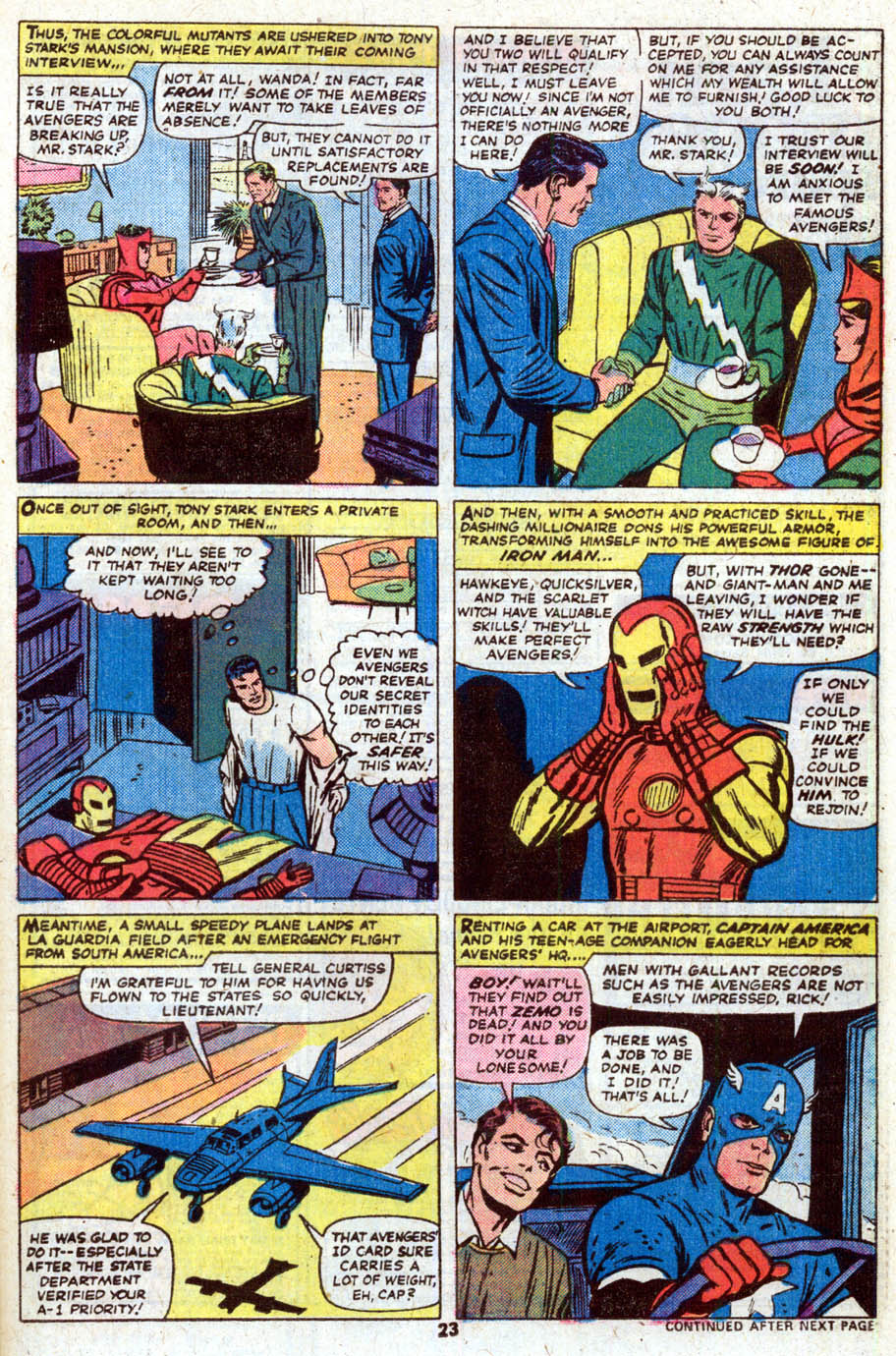 The Avengers (1963) 150 Page 14
