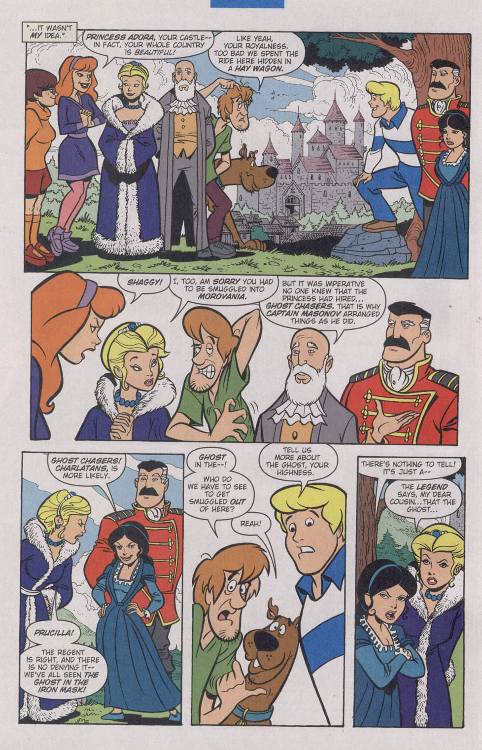 Read online Scooby-Doo (1997) comic -  Issue #79 - 4
