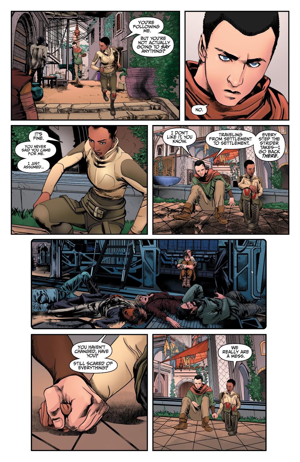 Read online Anthem comic -  Issue #2 - 18