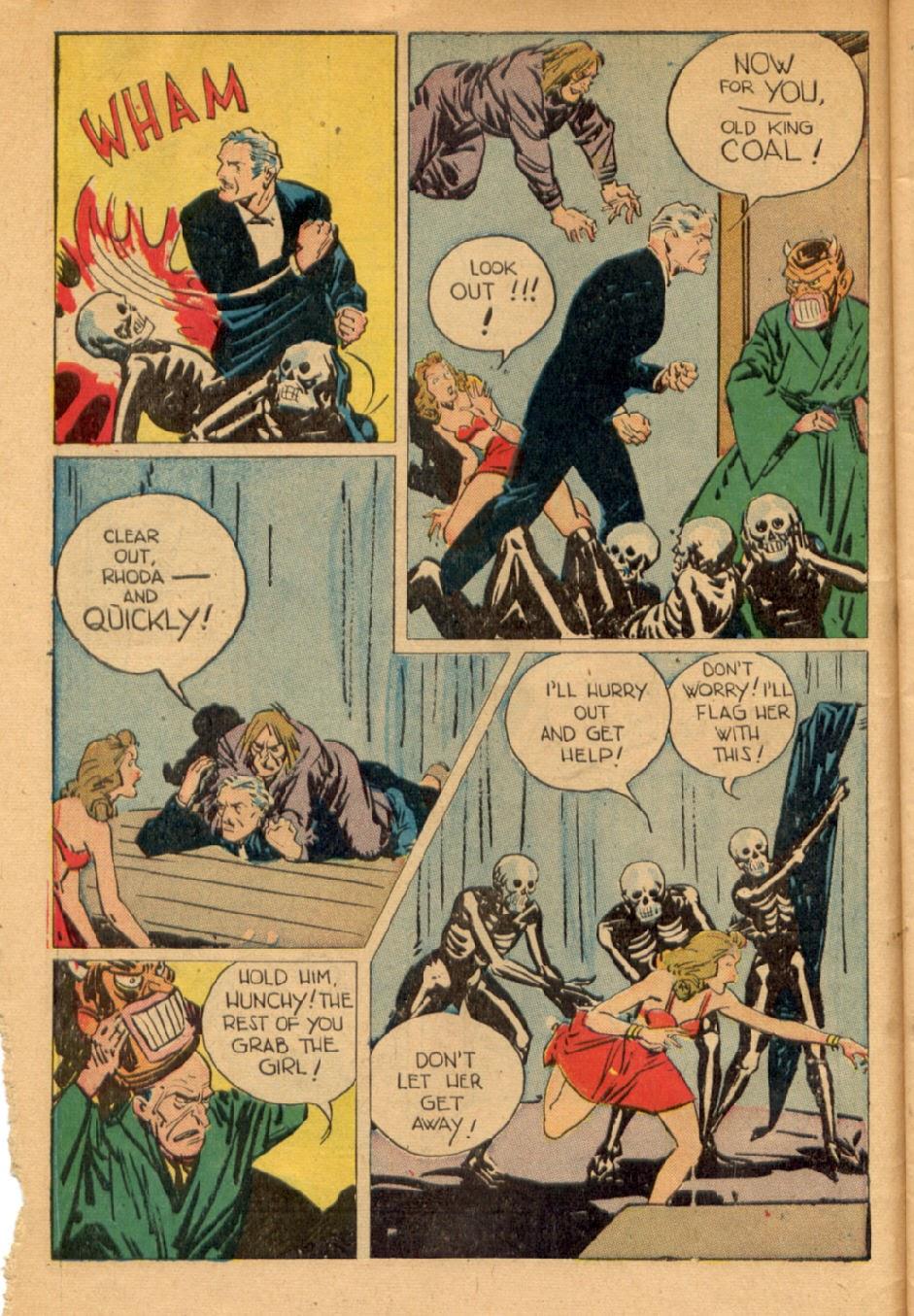 Read online Super-Magician Comics comic -  Issue #43 - 10