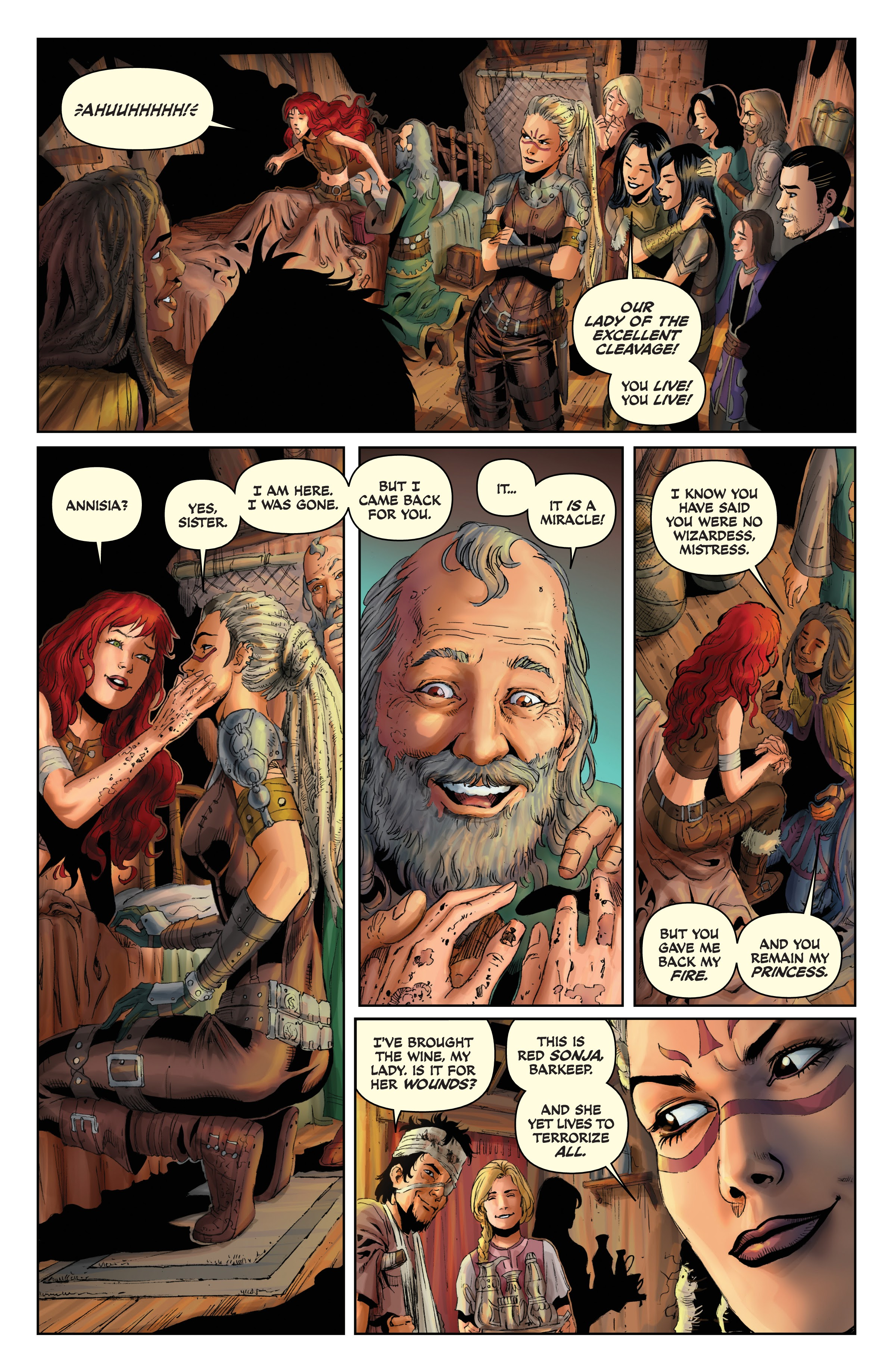 Red Sonja (2013) #_TPB_Complete_Gail_Simone_Red_Sonja_Omnibus_(Part_5) #26 - English 2